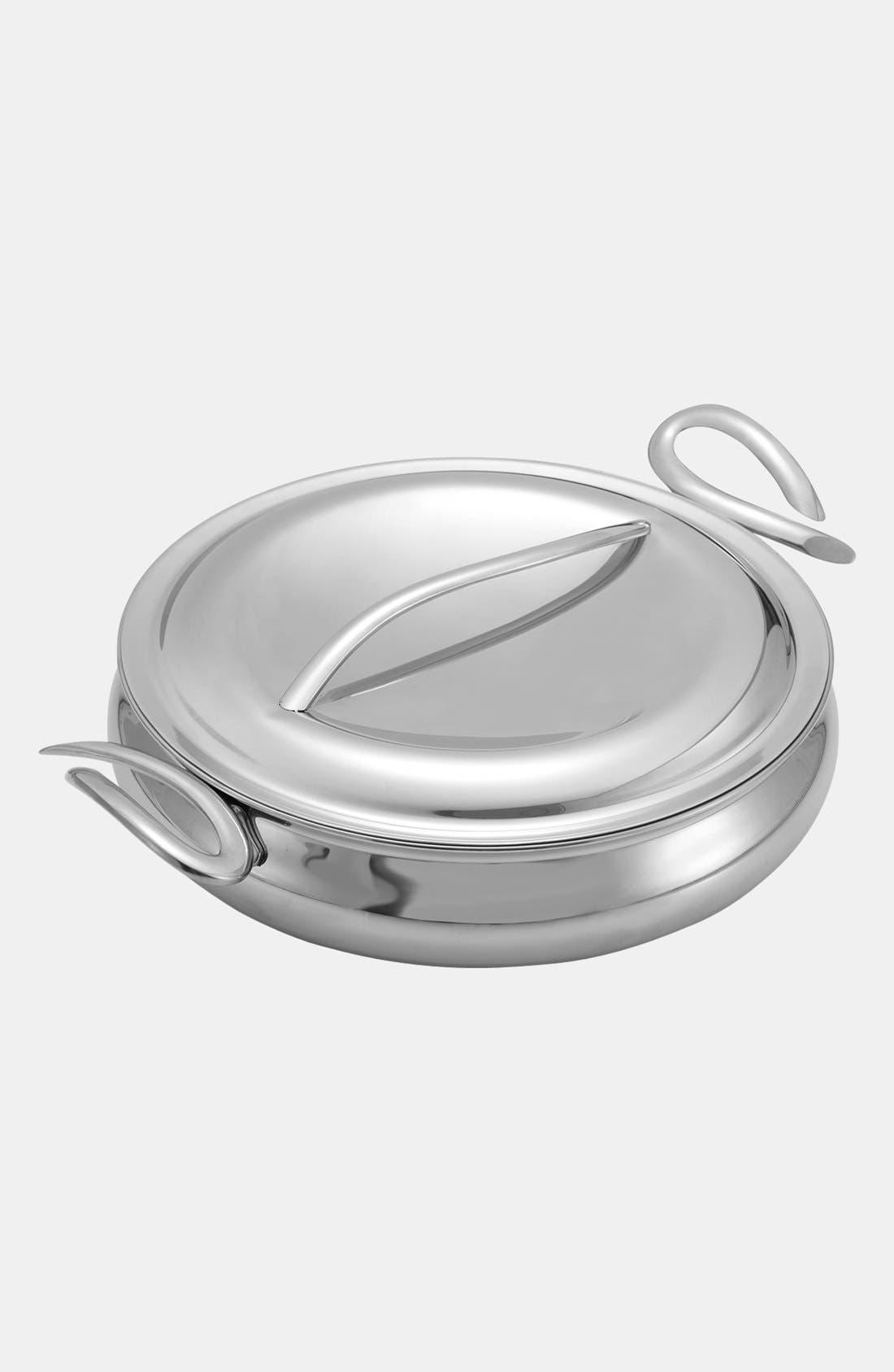 Main Image - Nambé 'CookServ' 14 Inch Sauté Pan
