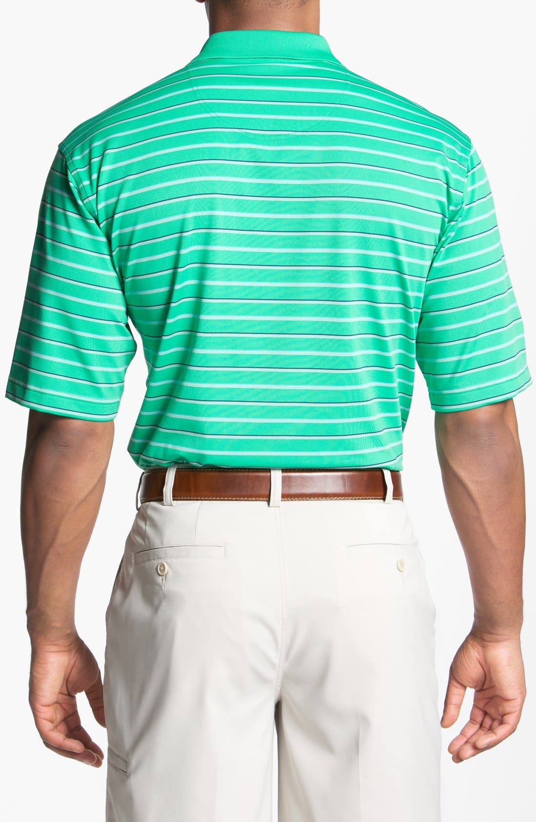Alternate Image 2  - Lone Cypress Pebble Beach Knit Polo
