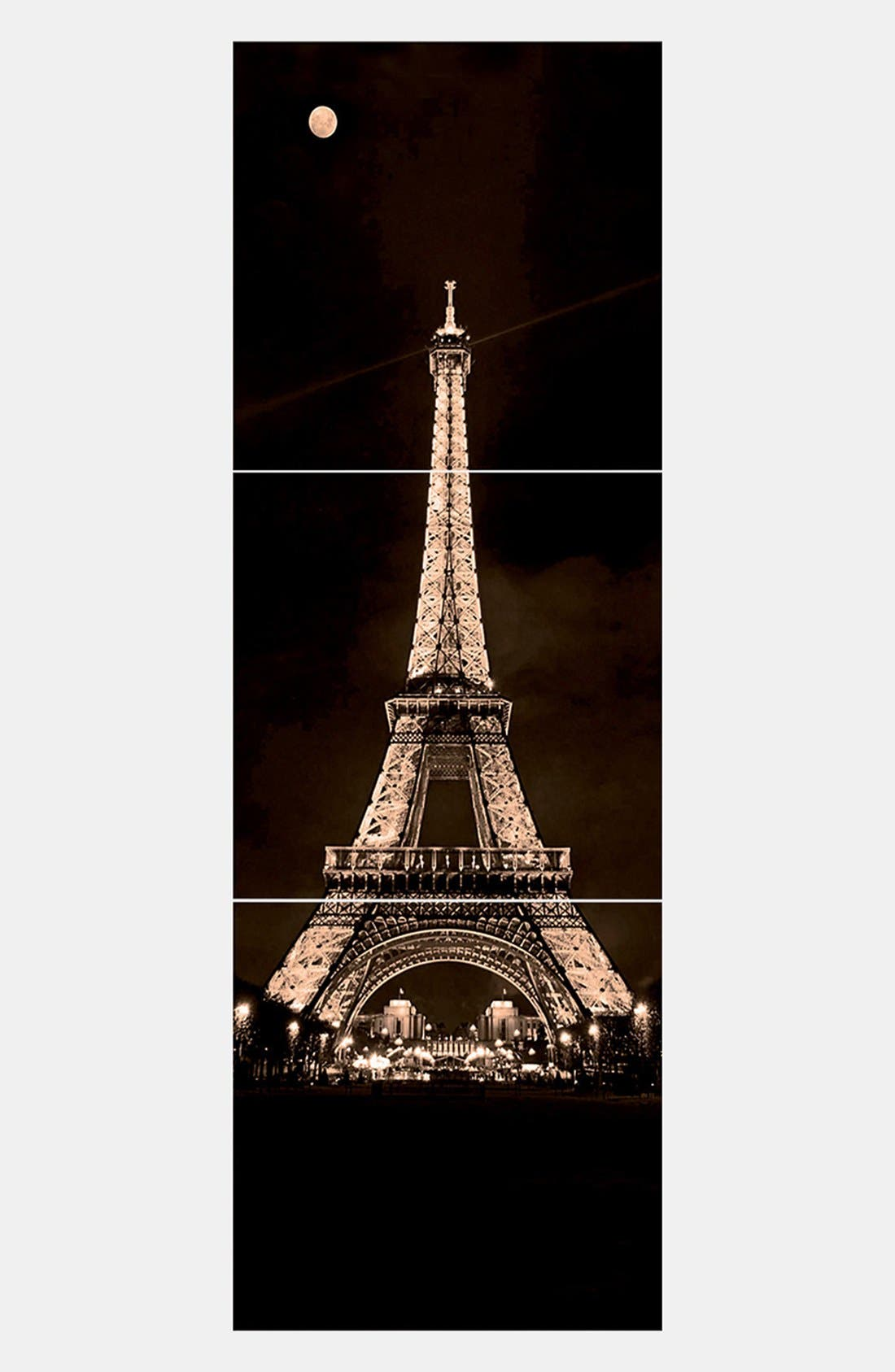 Alternate Image 1 Selected - Wallpops Eiffel Tower Wall Art