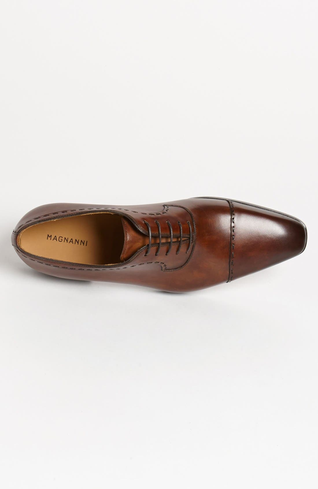 Alternate Image 3  - Magnanni 'Ariel' Cap Toe Oxford