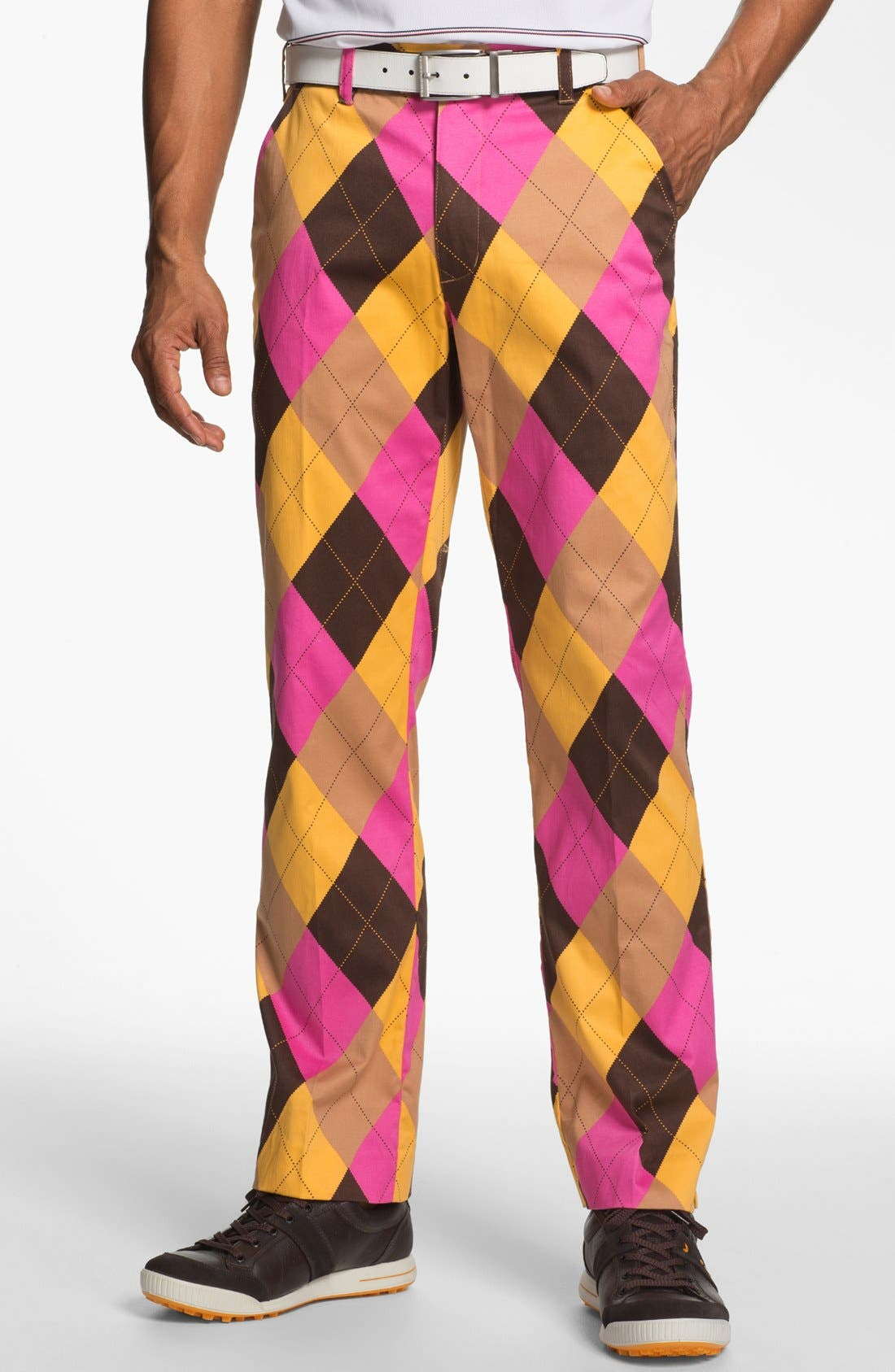 Alternate Image 1 Selected - Loudmouth Golf 'Cupcake' Golf Pants