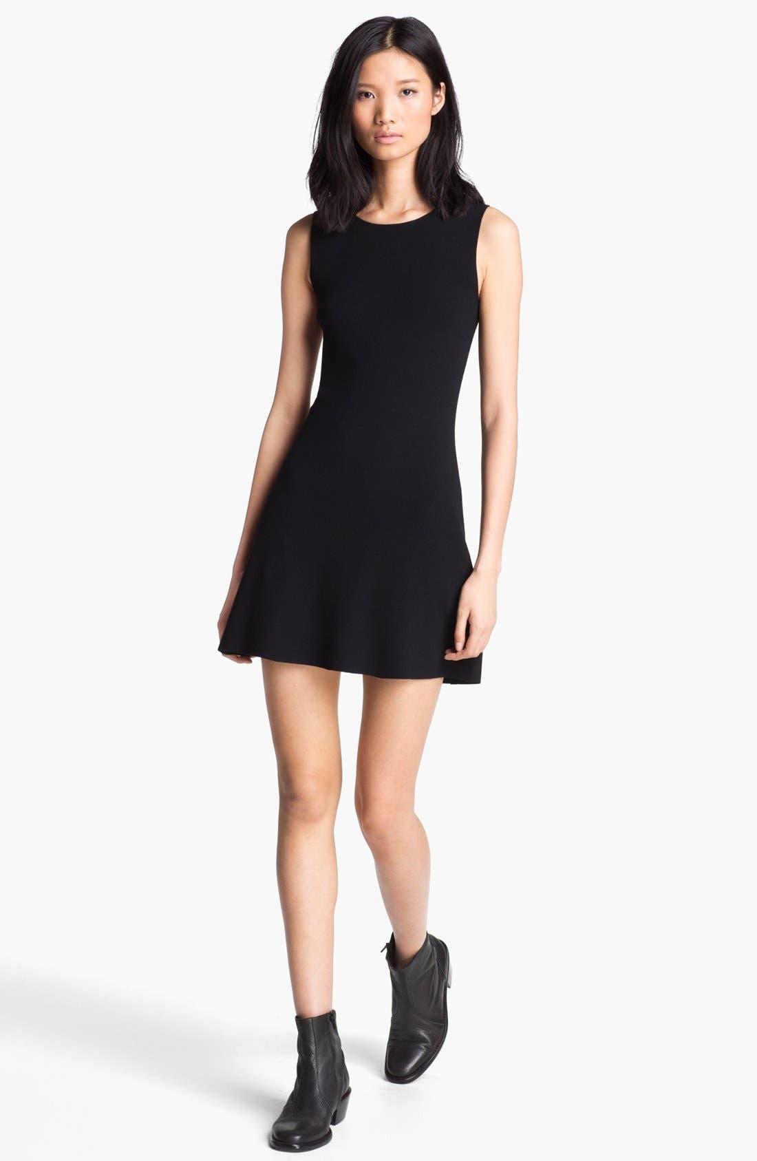 Main Image - Theyskens' Theory 'Karpasa Yat' Knit Dress