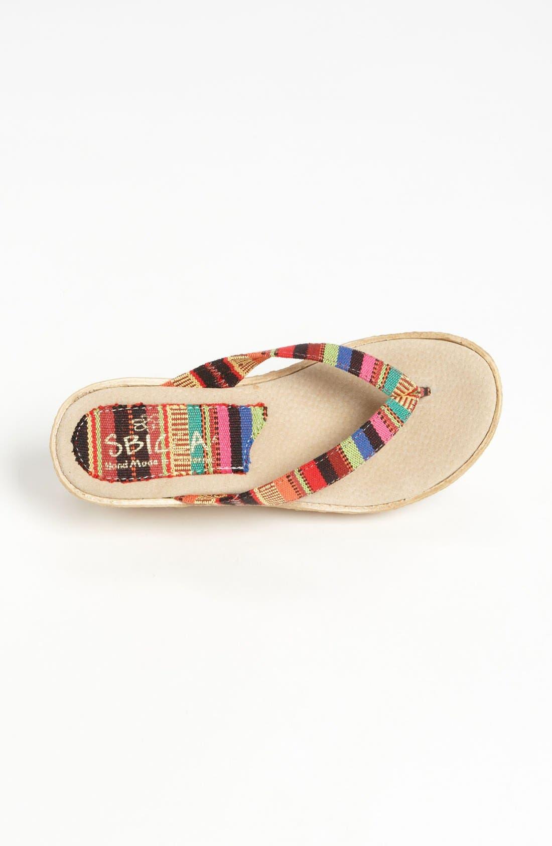 Alternate Image 3  - Sbicca 'Andes' Wedge Sandal