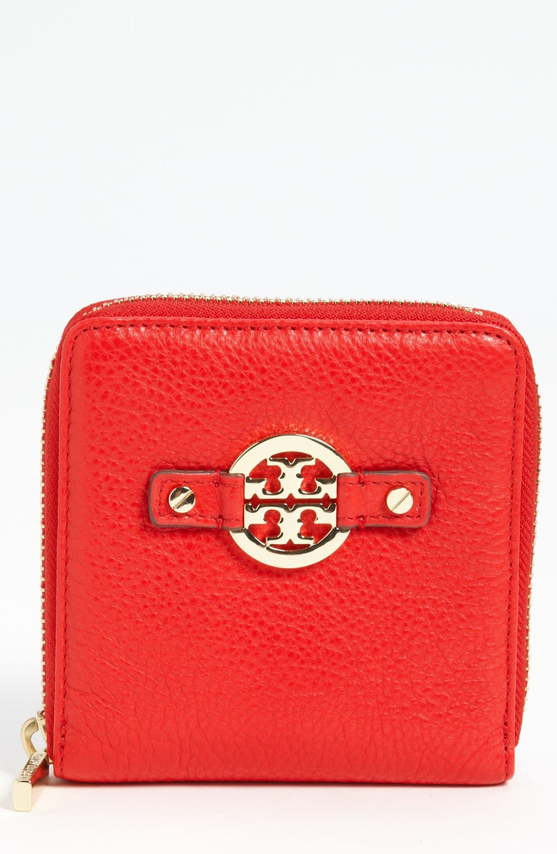 Main Image - Tory Burch 'Amanda' French Wallet