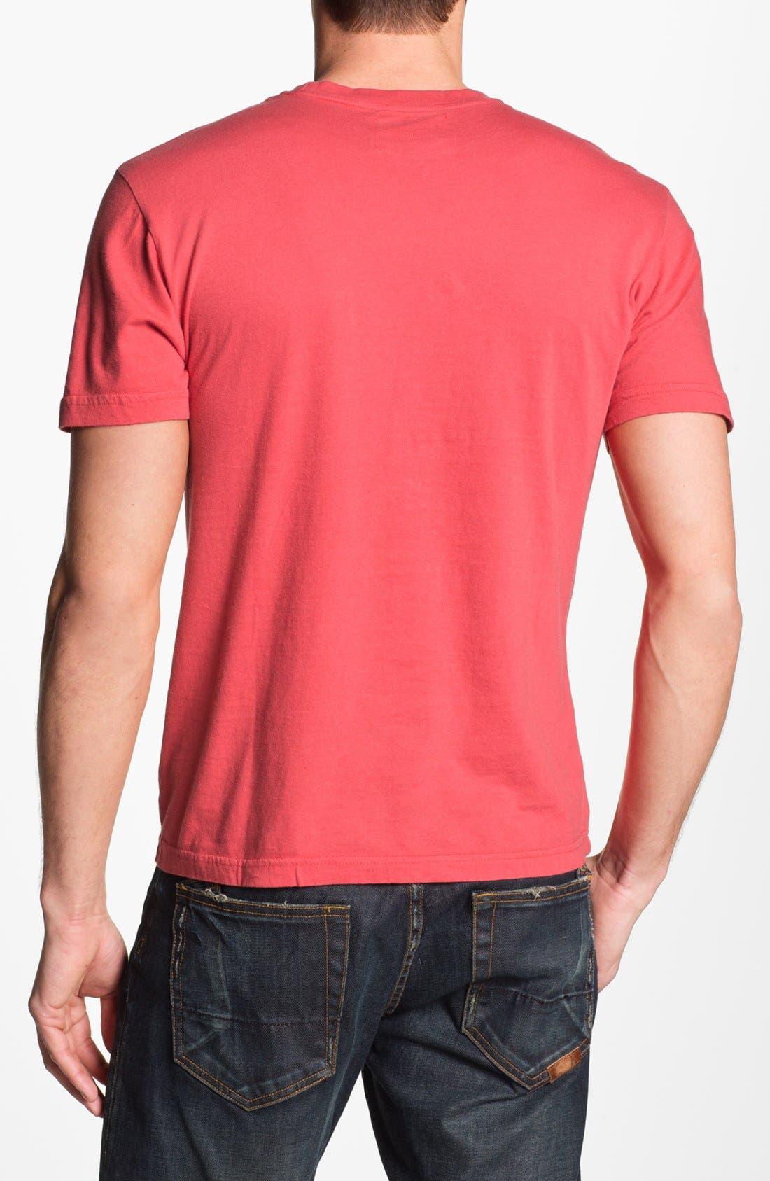 Alternate Image 2  - Red Jacket 'Washington Nationals' Trim Fit T-Shirt (Men)