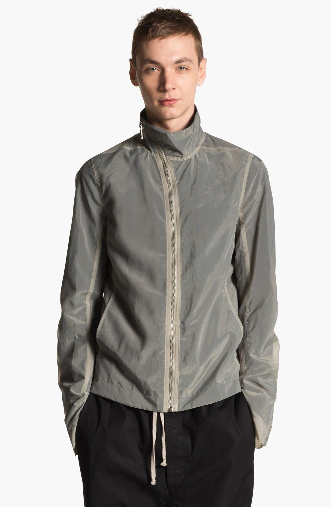 Alternate Image 1 Selected - Rick Owens 'Mollino' Bomber Jacket