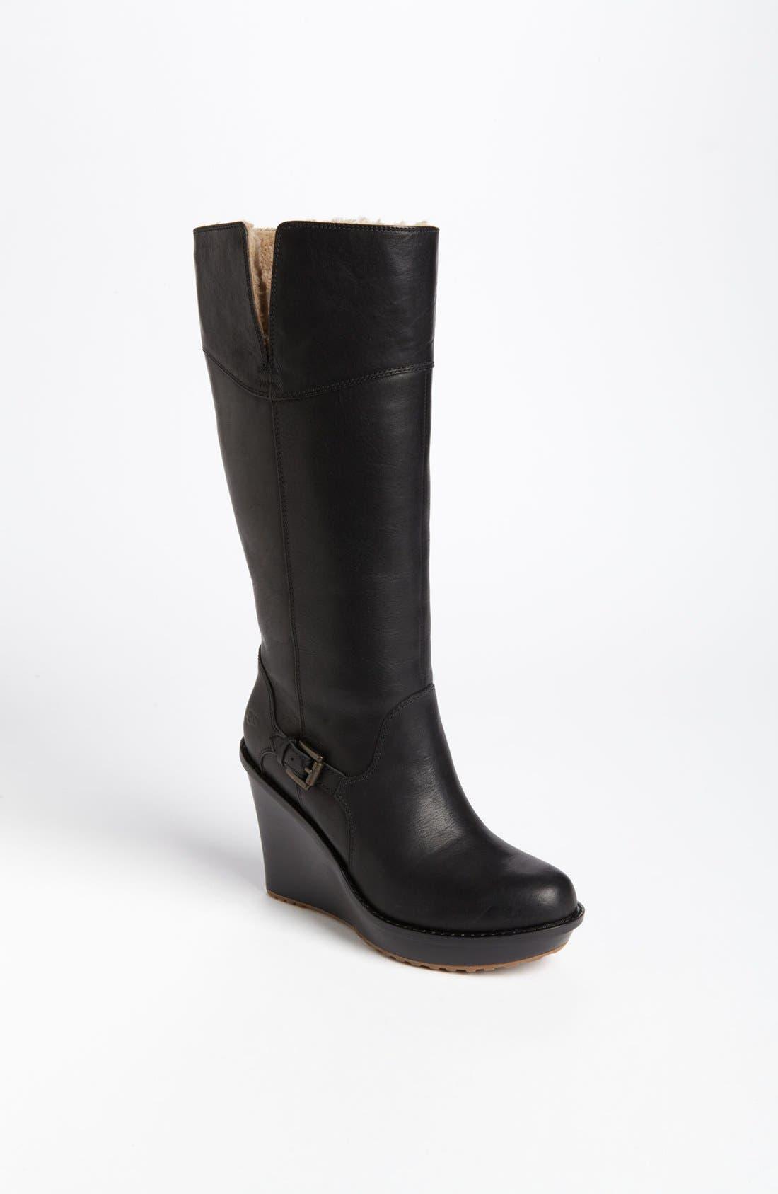 Alternate Image 1 Selected - UGG® Australia 'Sidonie' Boot