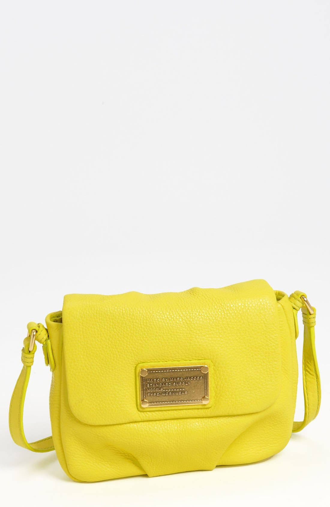 Alternate Image 1 Selected - MARC BY MARC JACOBS 'Classic Q - Isabelle' Crossbody Bag, Small