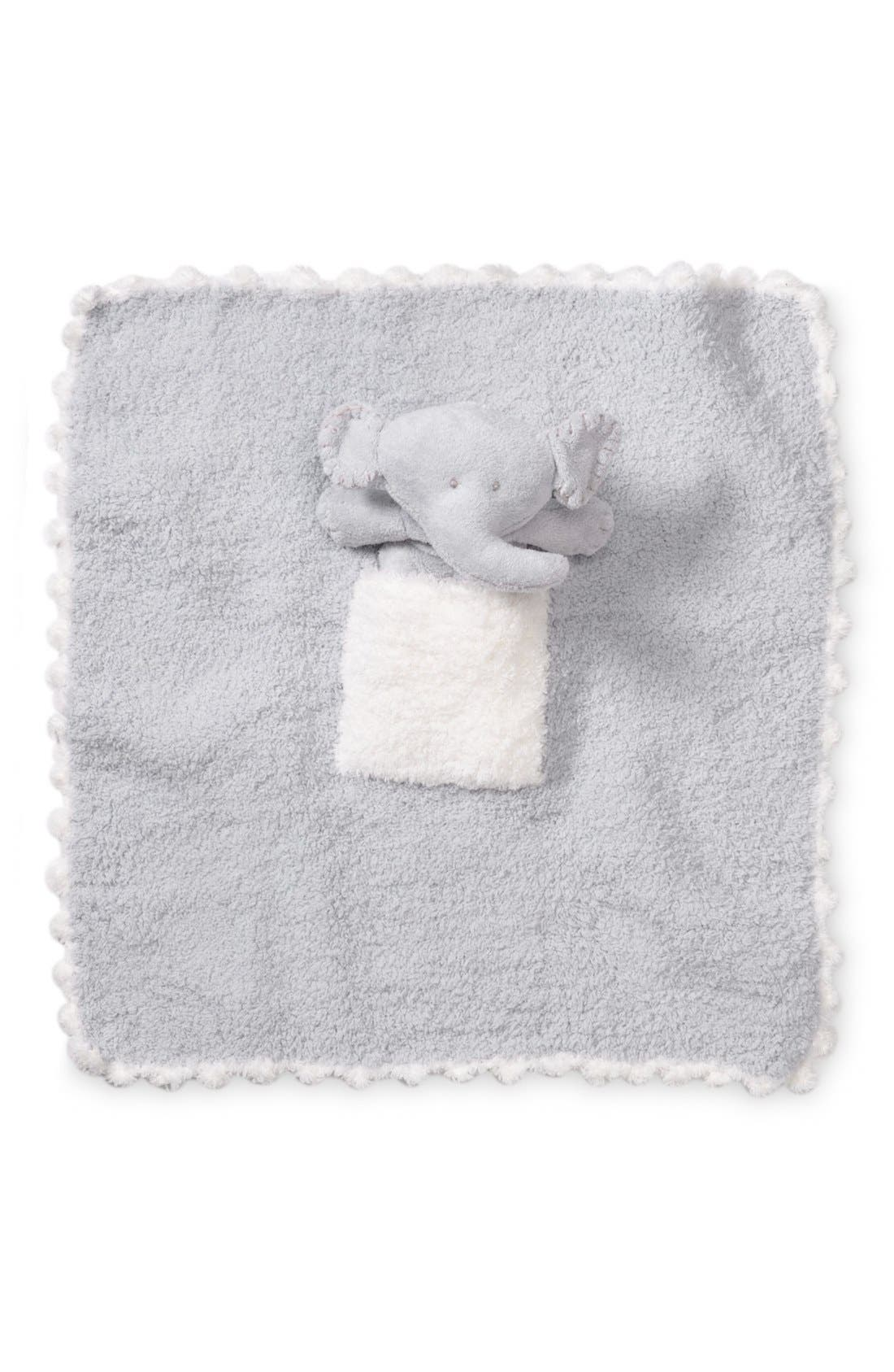 Alternate Image 2  - Barefoot Dreams® Pocket Buddies & Blanket (Little Kid)