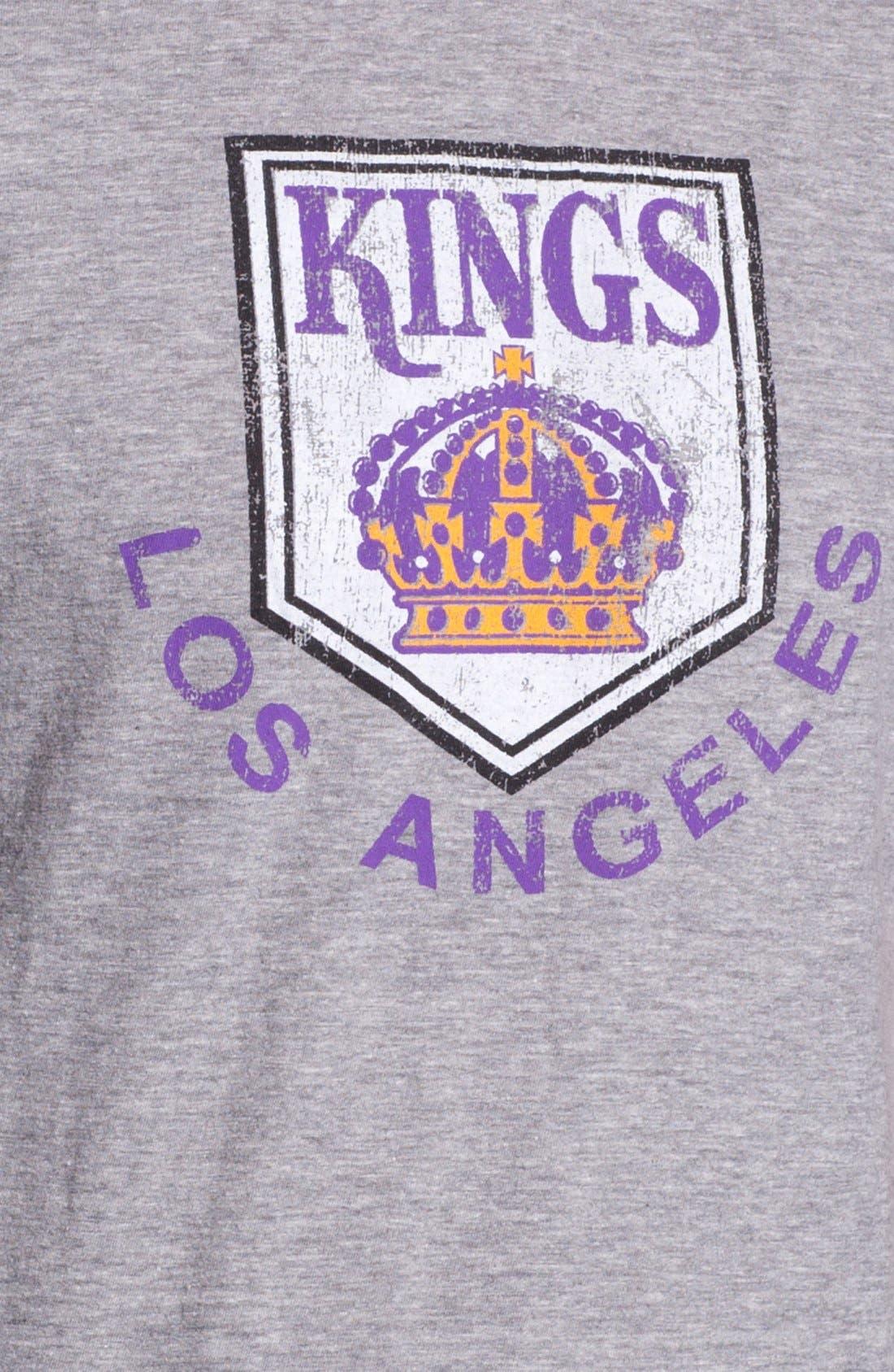 Alternate Image 3  - Red Jacket 'Kings - Brass Tacks' T-Shirt
