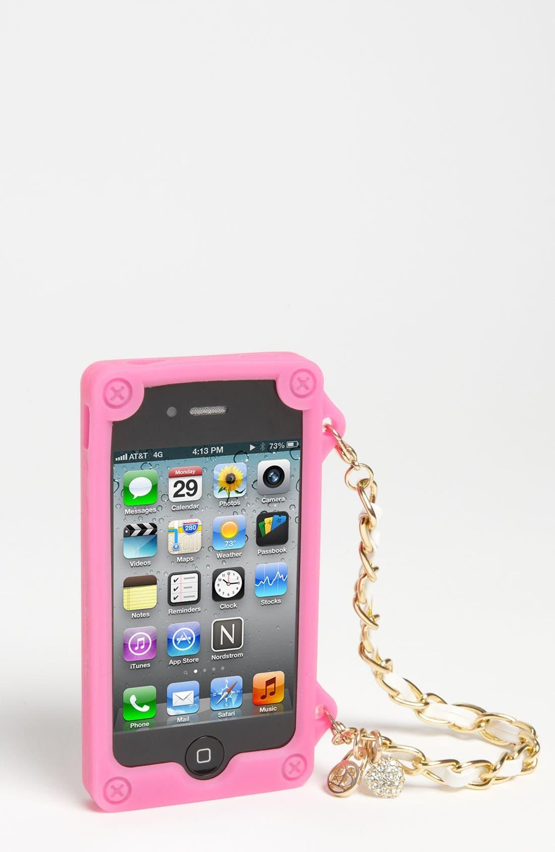 Alternate Image 1 Selected - Rolf Bleu iPhone 4 Case