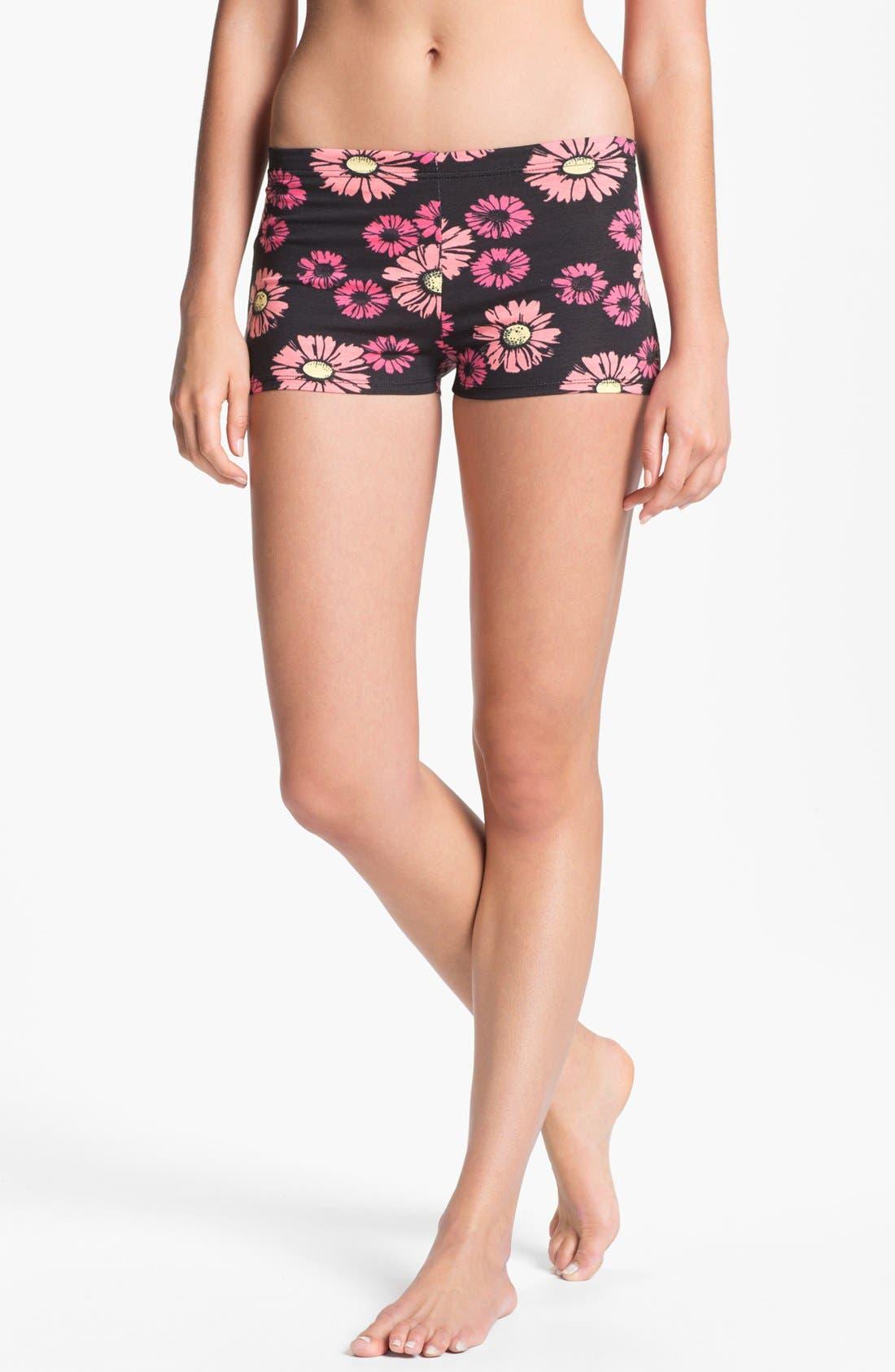 Main Image - Make + Model 'Shorty' Shorts