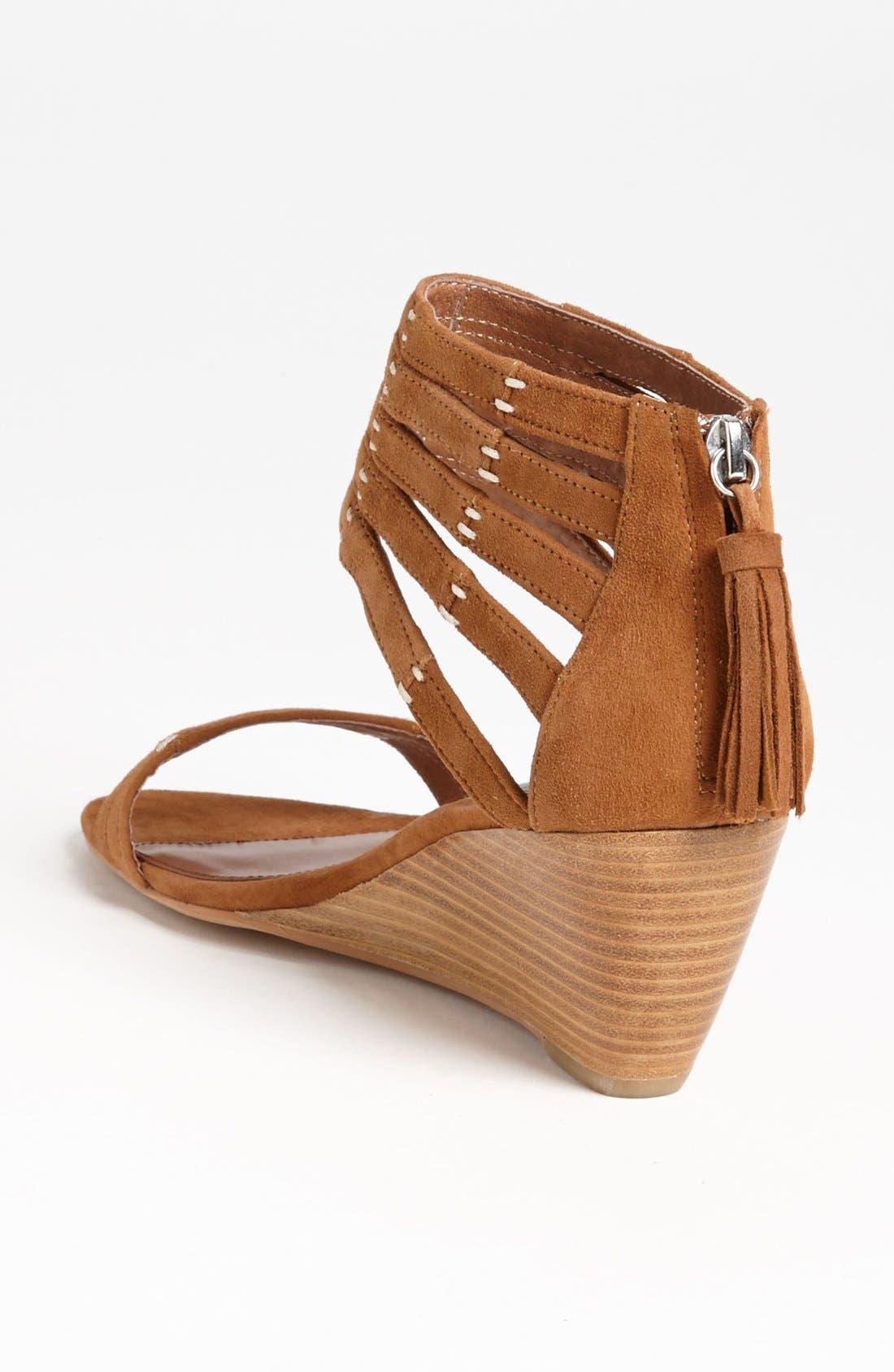 Alternate Image 2  - Matiko 'Laura' Wedge Sandal