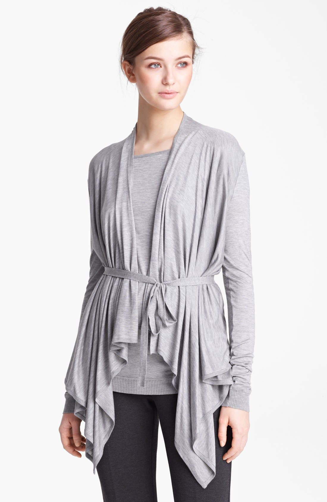 Alternate Image 1 Selected - Max Mara Belted Cardigan