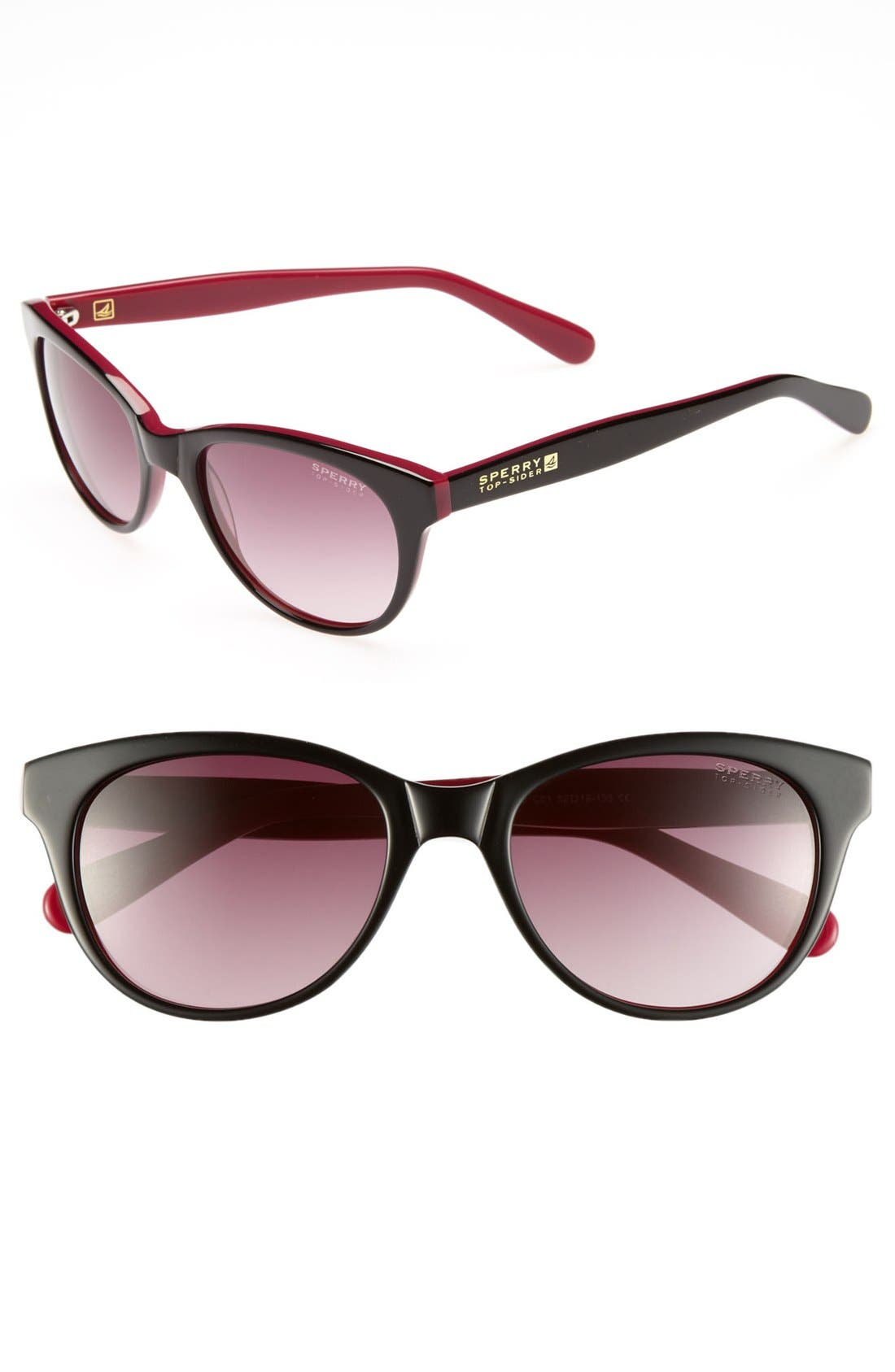 Main Image - Sperry Top-Sider® 'Hatteras' 52mm Sunglasses (Online Only)