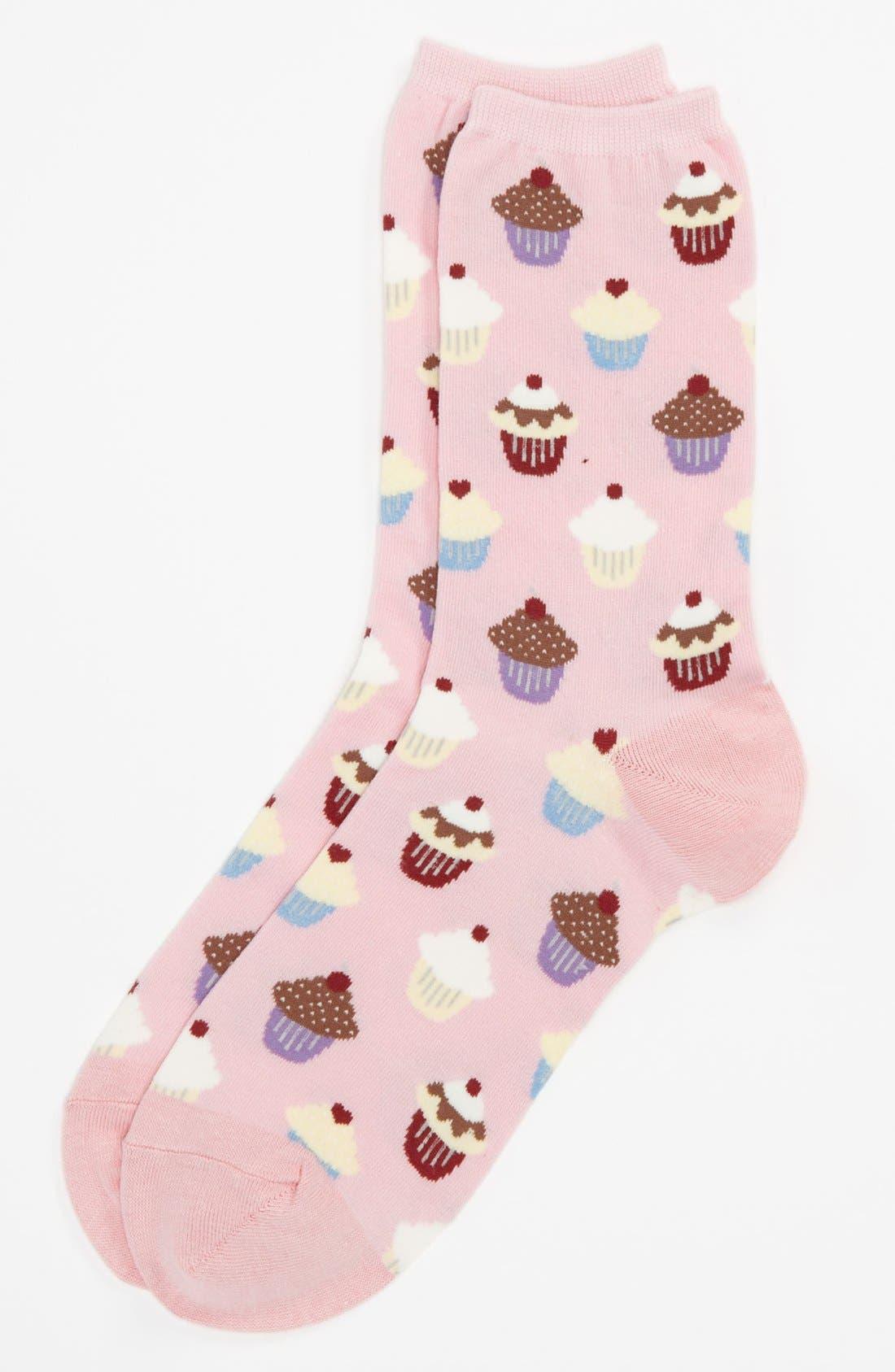 Alternate Image 1 Selected - Hot Sox 'Nostalgia' Socks