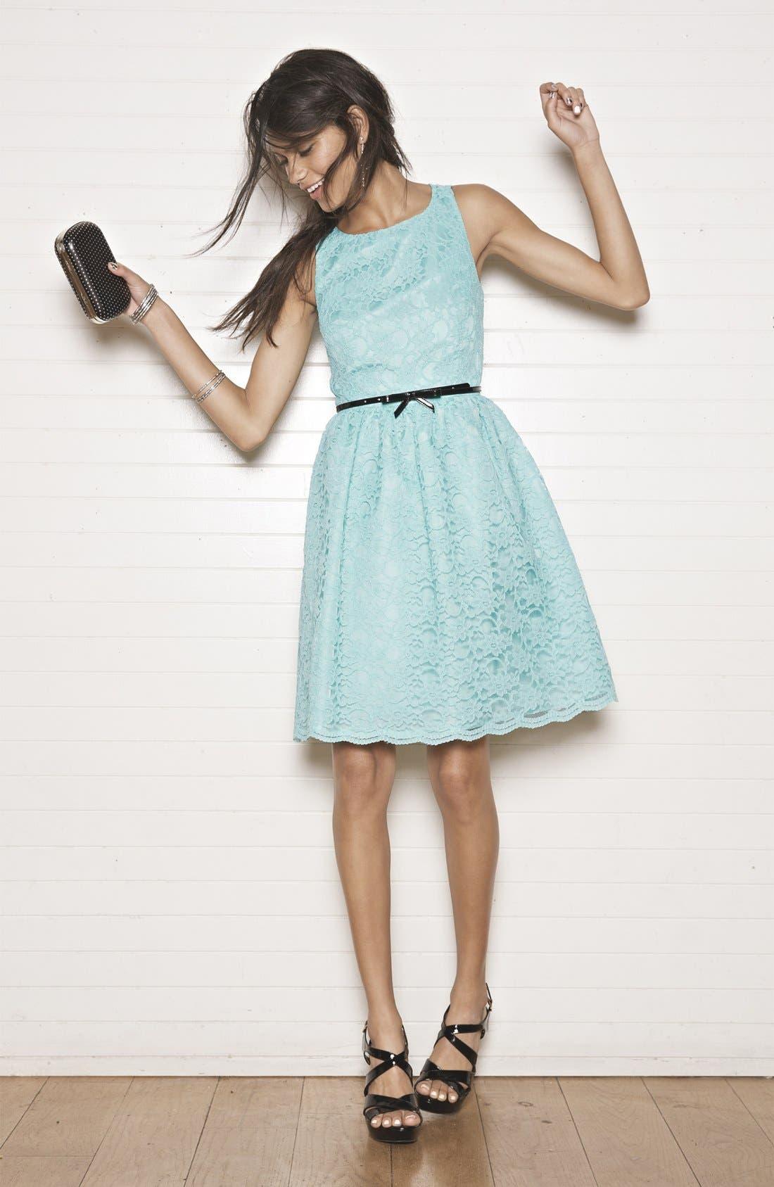 Alternate Image 3  - Calvin Klein Dress & Accessories