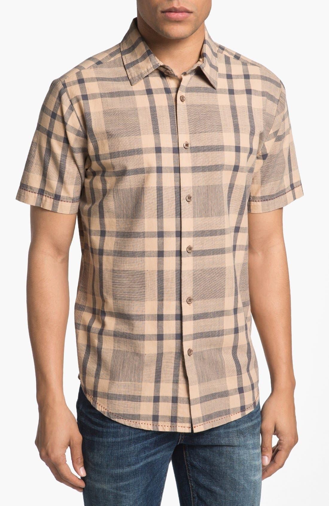 Main Image - Jeremiah 'Griffith' Sport Shirt