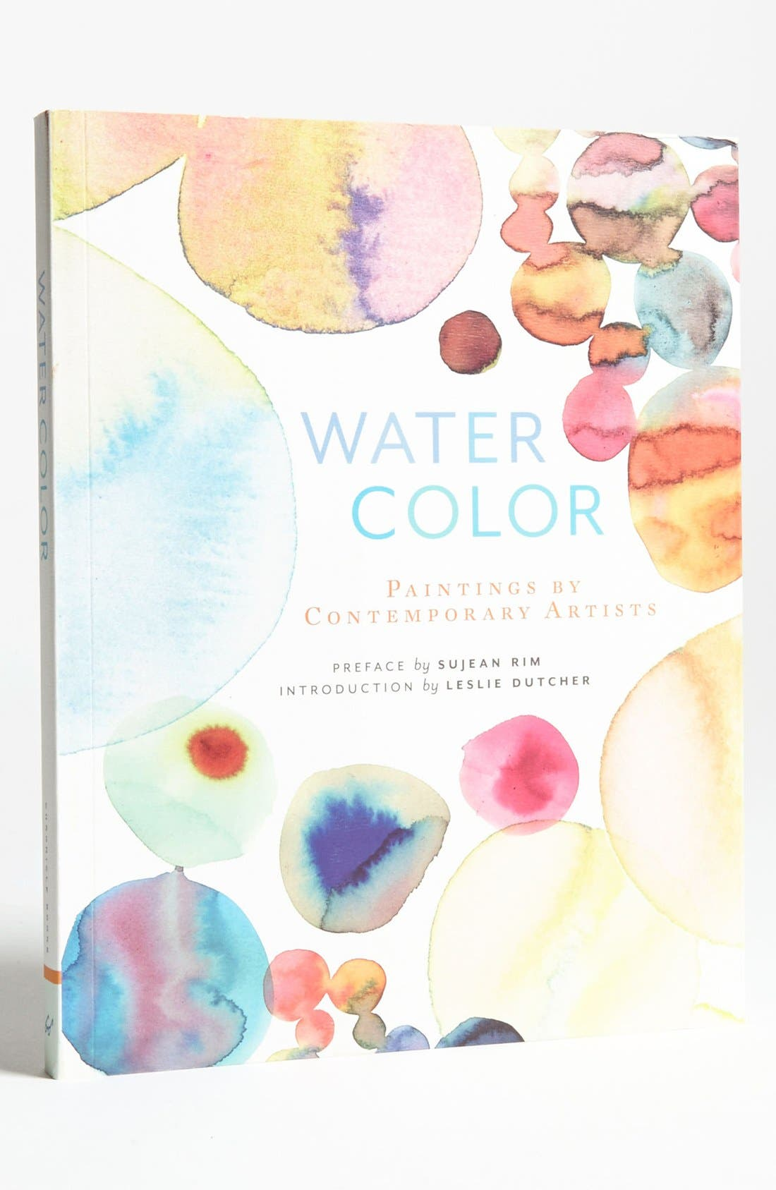 Main Image - 'Watercolor: Paintings by Contemporary Artists' Art Book