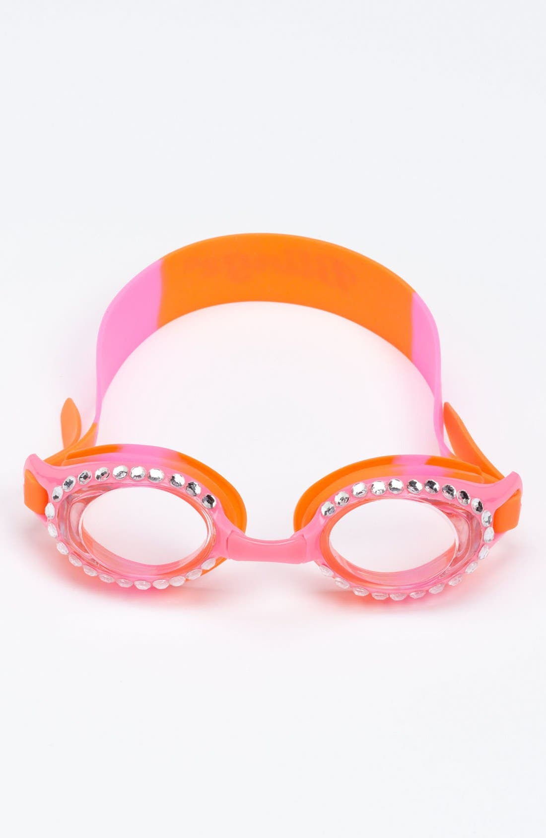 Alternate Image 1 Selected - Bling2o Swim Goggles (Girls)