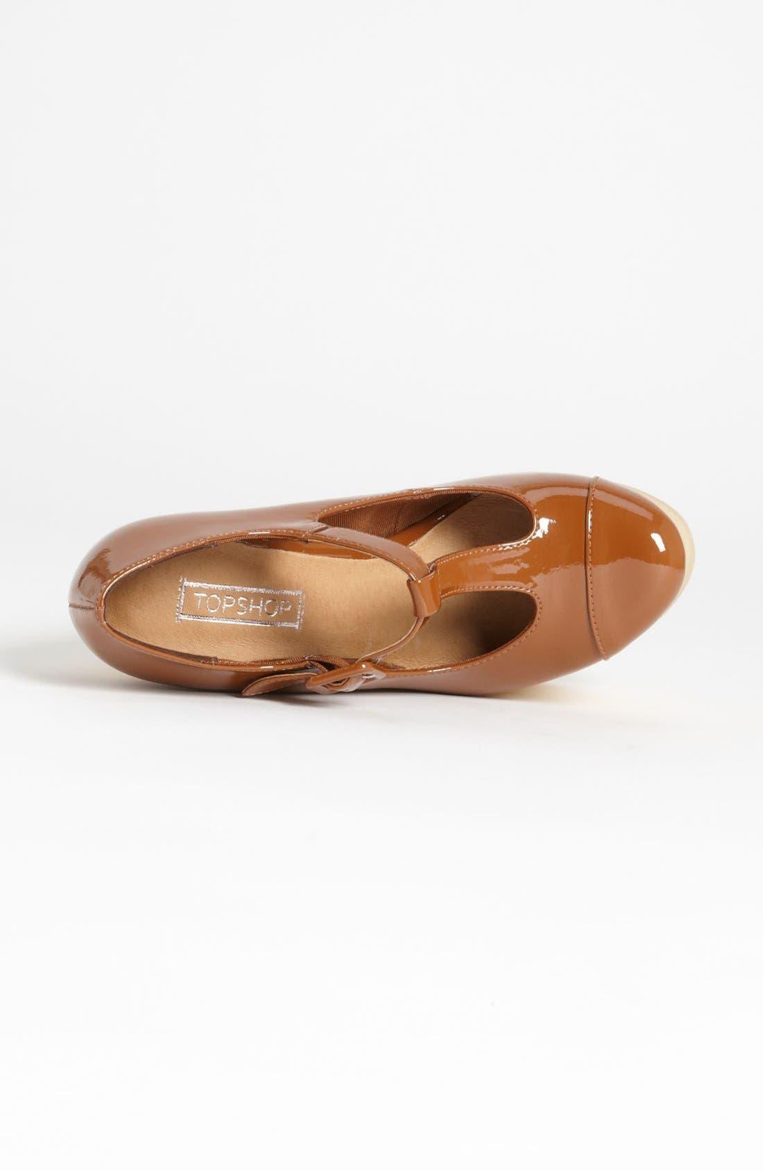 Alternate Image 3  - Topshop 'Shout' Platform Shoe