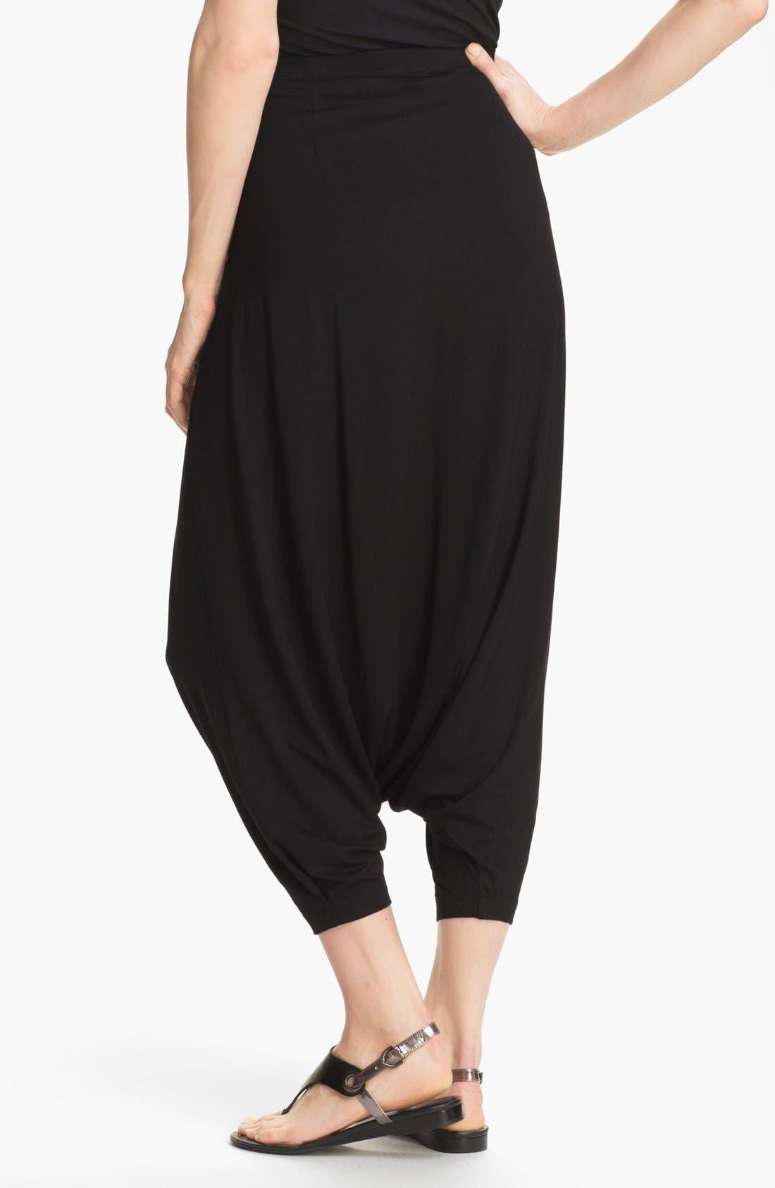 Alternate Image 2  - Eileen Fisher Harem Pants (Regular & Petite)