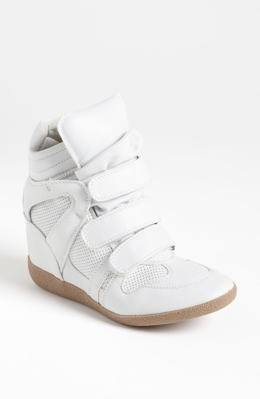 Alternate Image 1 Selected - Steve Madden 'Hilight' Wedge Sneaker