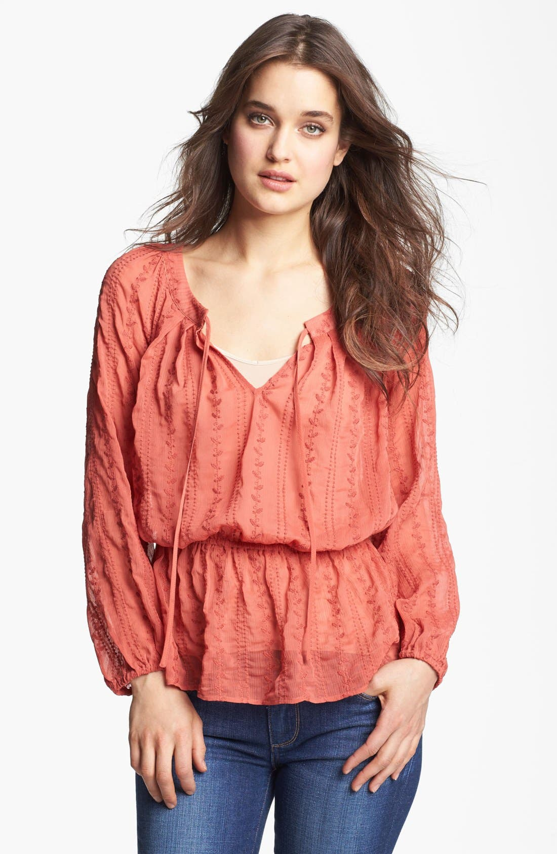 Main Image - Bellatrix Peasant Top
