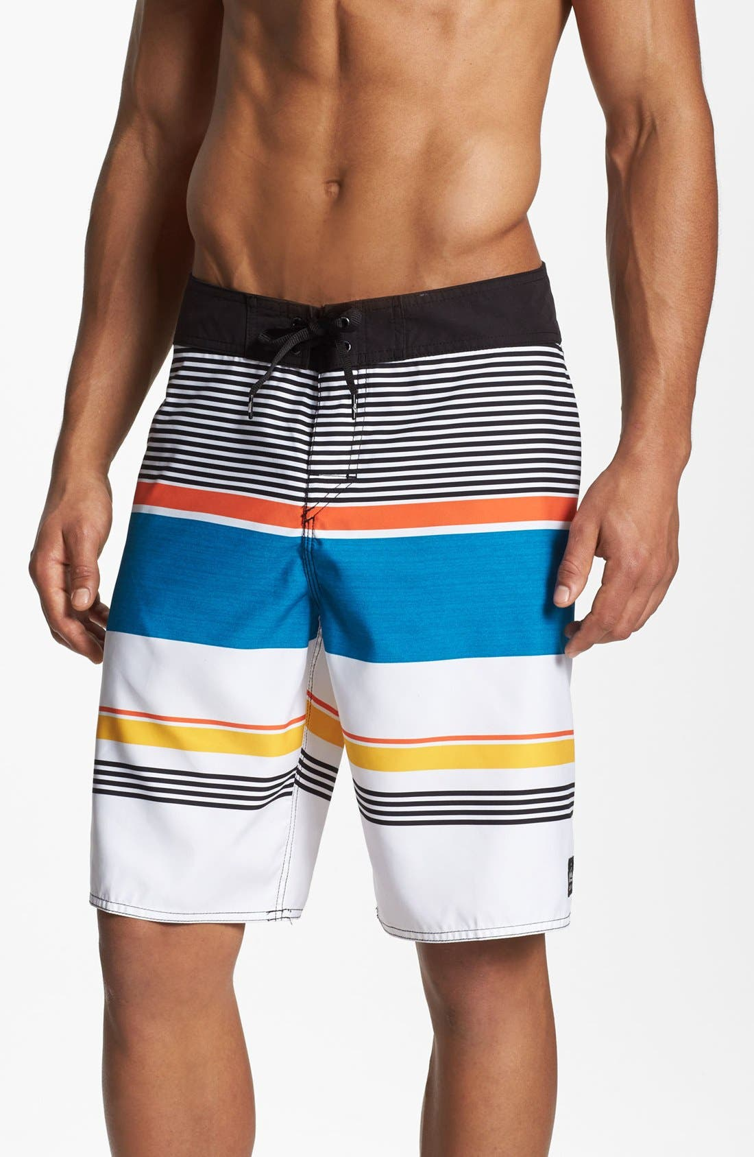 Alternate Image 1 Selected - Quiksilver 'Stuffed' Board Shorts