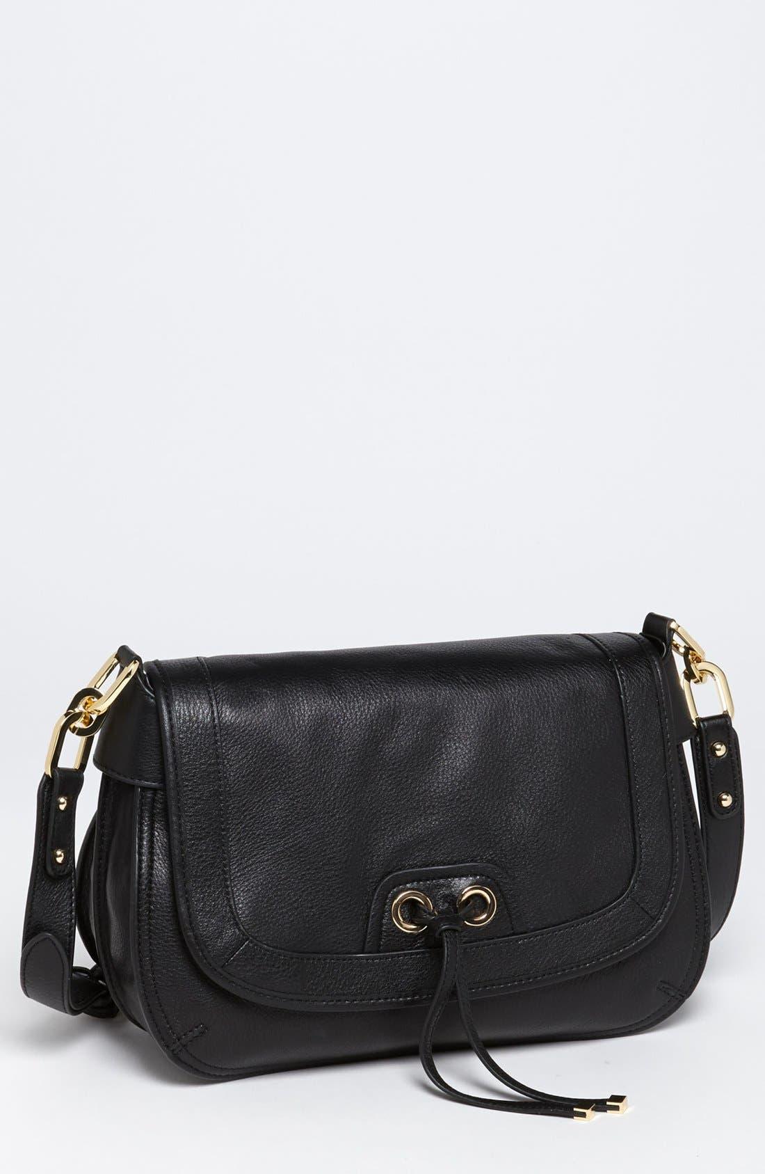 Main Image - Perlina 'Simone' Leather Crossbody Bag