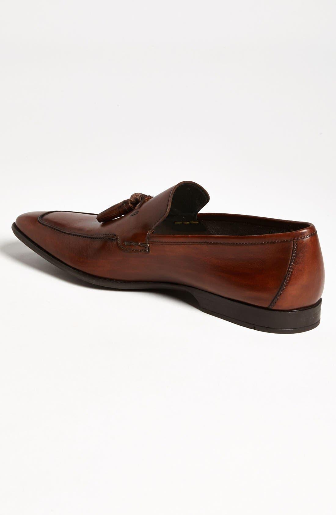 Alternate Image 2  - Magnanni 'Faleo' Tassel Loafer