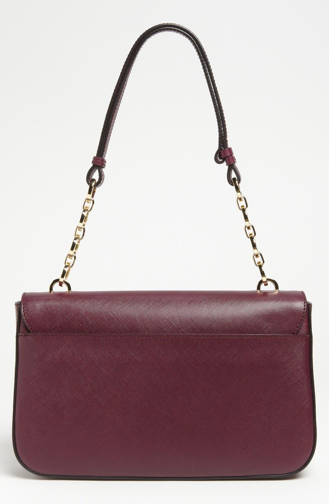 Alternate Image 4  - Salvatore Ferragamo 'Bree' Leather Shoulder Bag