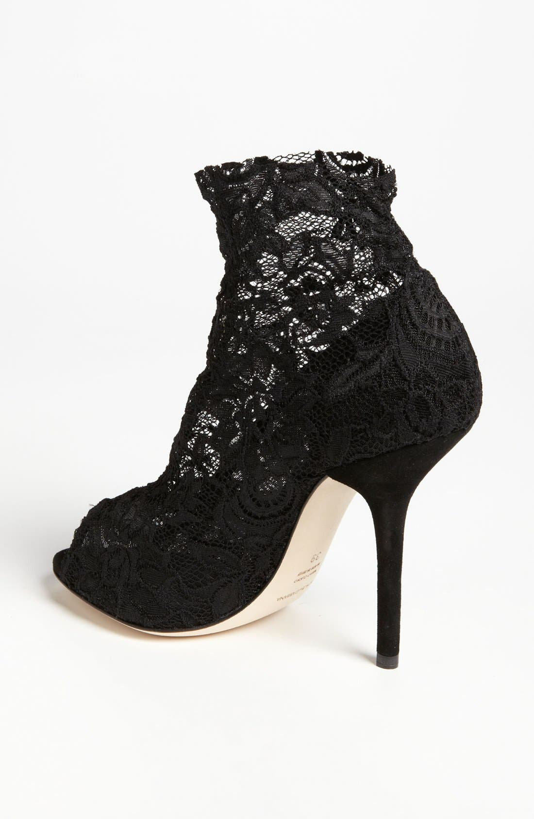Alternate Image 2  - Dolce&Gabbana Bootie