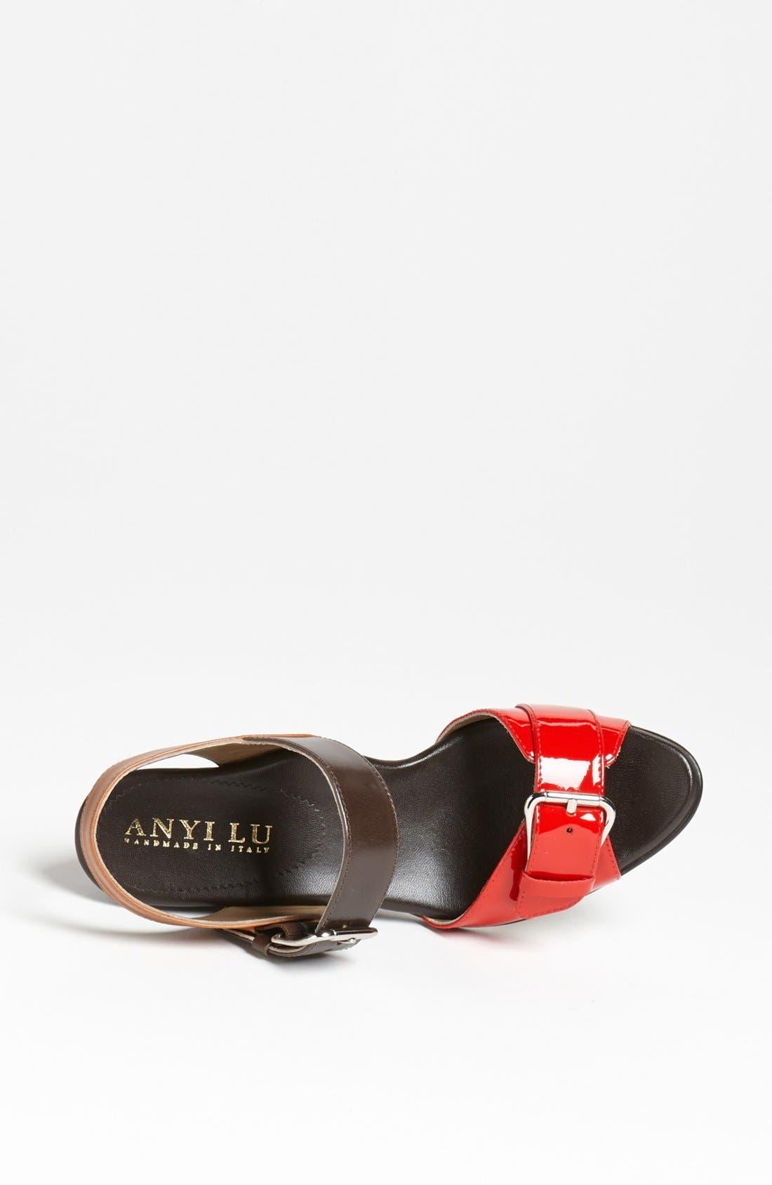 Alternate Image 3  - Anyi Lu 'Daisy' Sandal