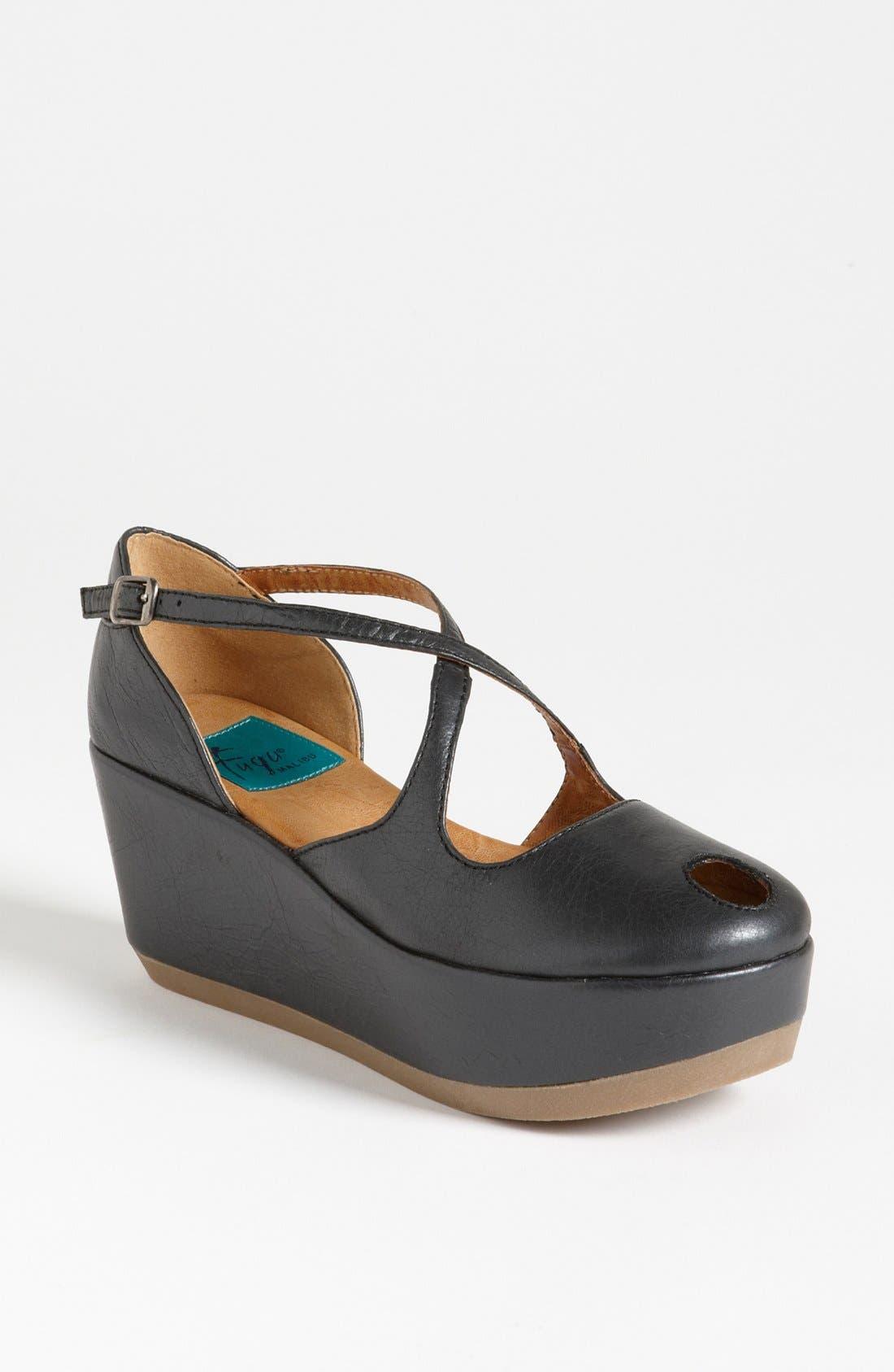 Main Image - Fugu Malibu 'Gansta' Sandal