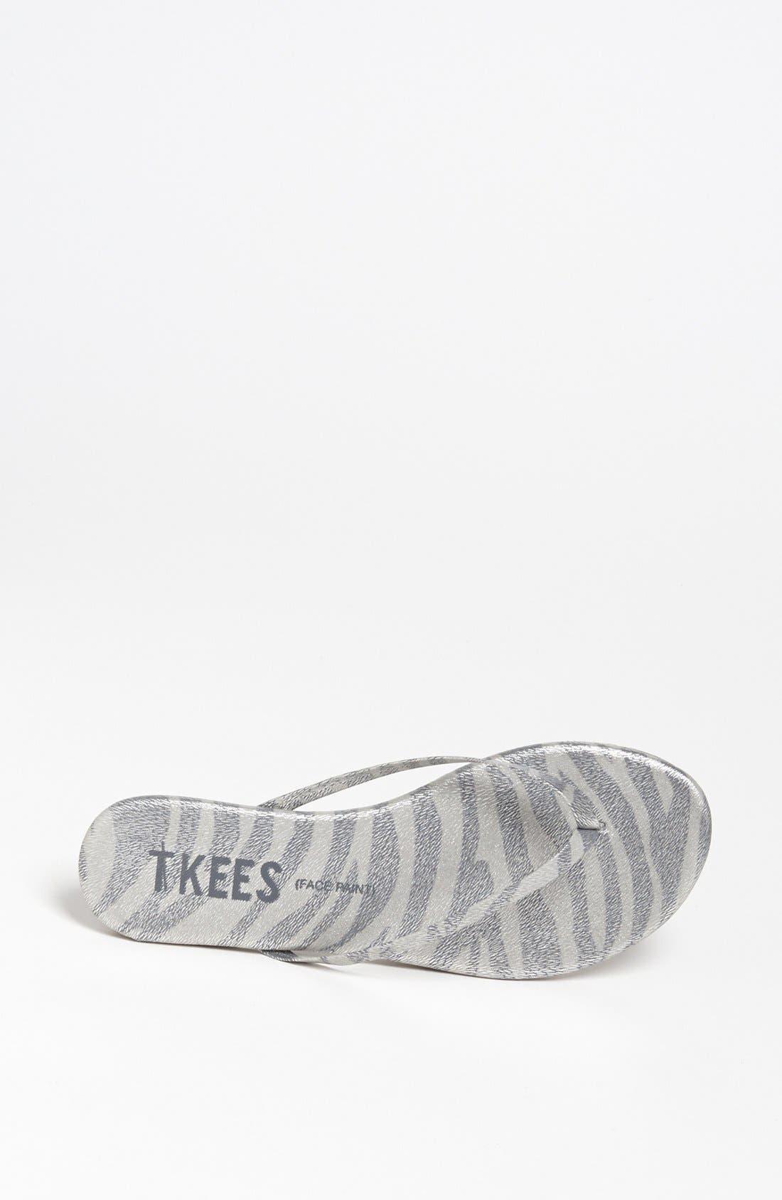 Alternate Image 3  - TKEES 'Face Paints' Flip Flop