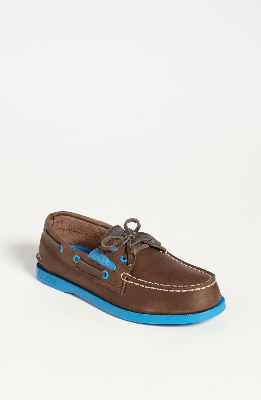 Main Image - Sperry Top-Sider® Kids 'Authentic Original' Slip-On (Walker, Toddler, Little Kid & Big Kid)