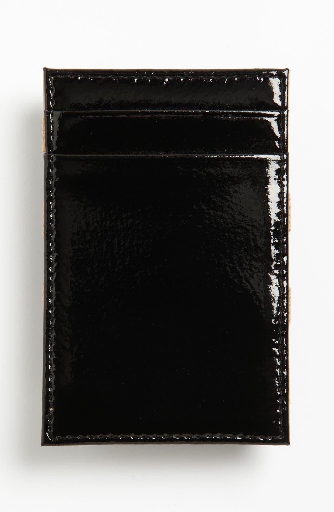 Alternate Image 2  - Halogen Flat Card Holder