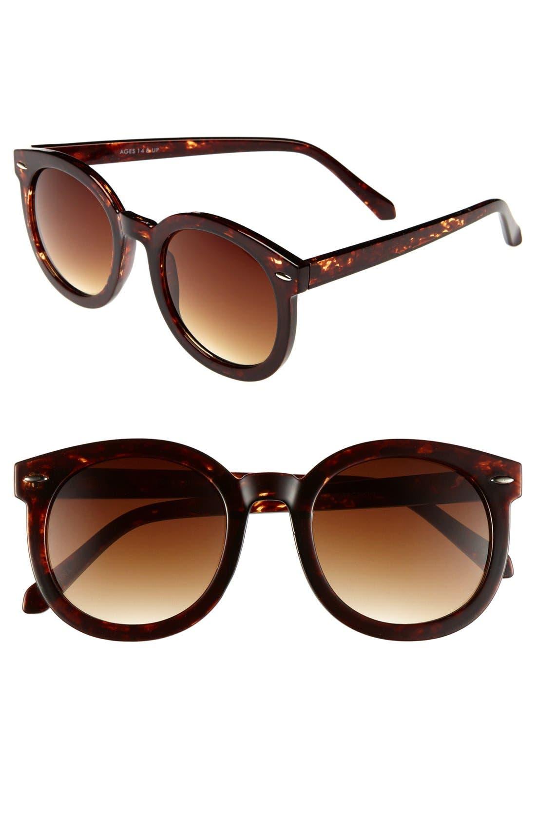 Alternate Image 1 Selected - FE NY 'Abbey Road' Sunglasses