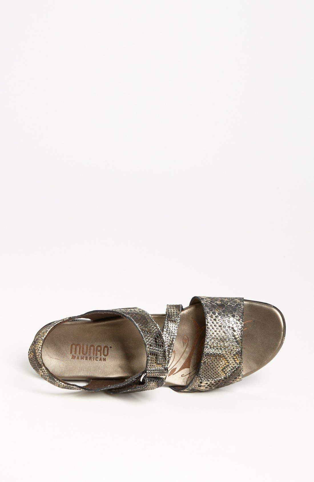 Alternate Image 3  - Munro 'Brenna' Sandal