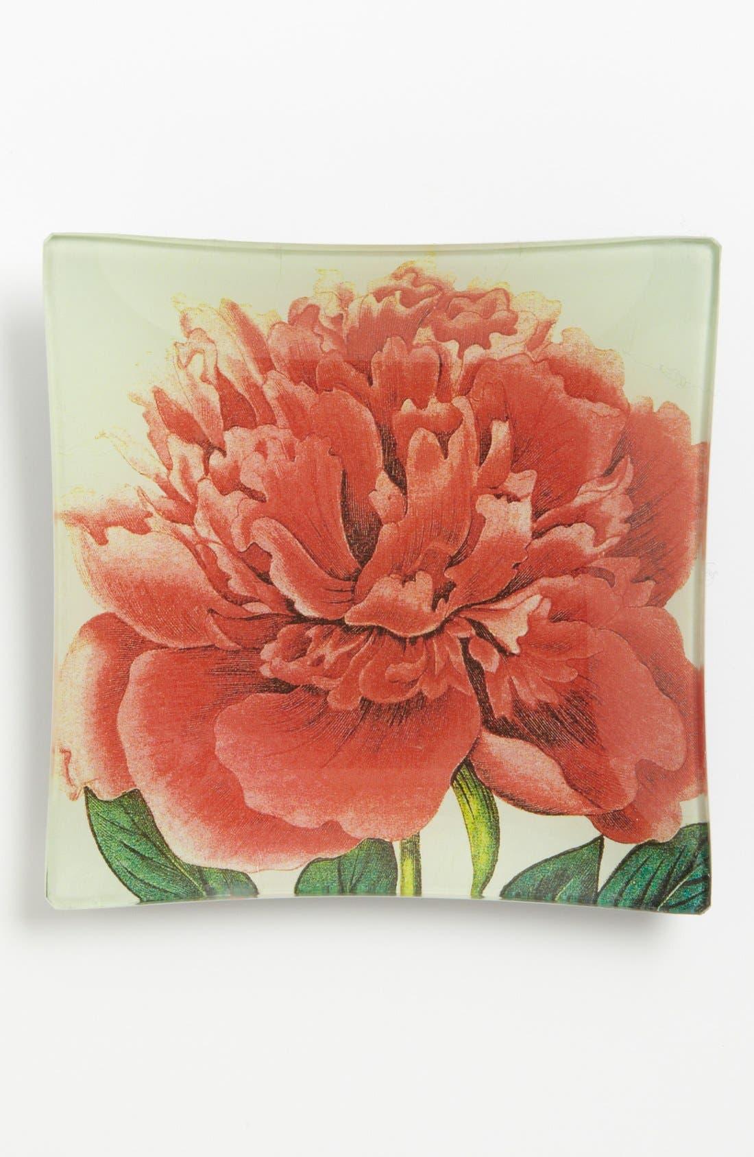 Alternate Image 1 Selected - Ben's Garden 'Pink Peony' Trinket Tray