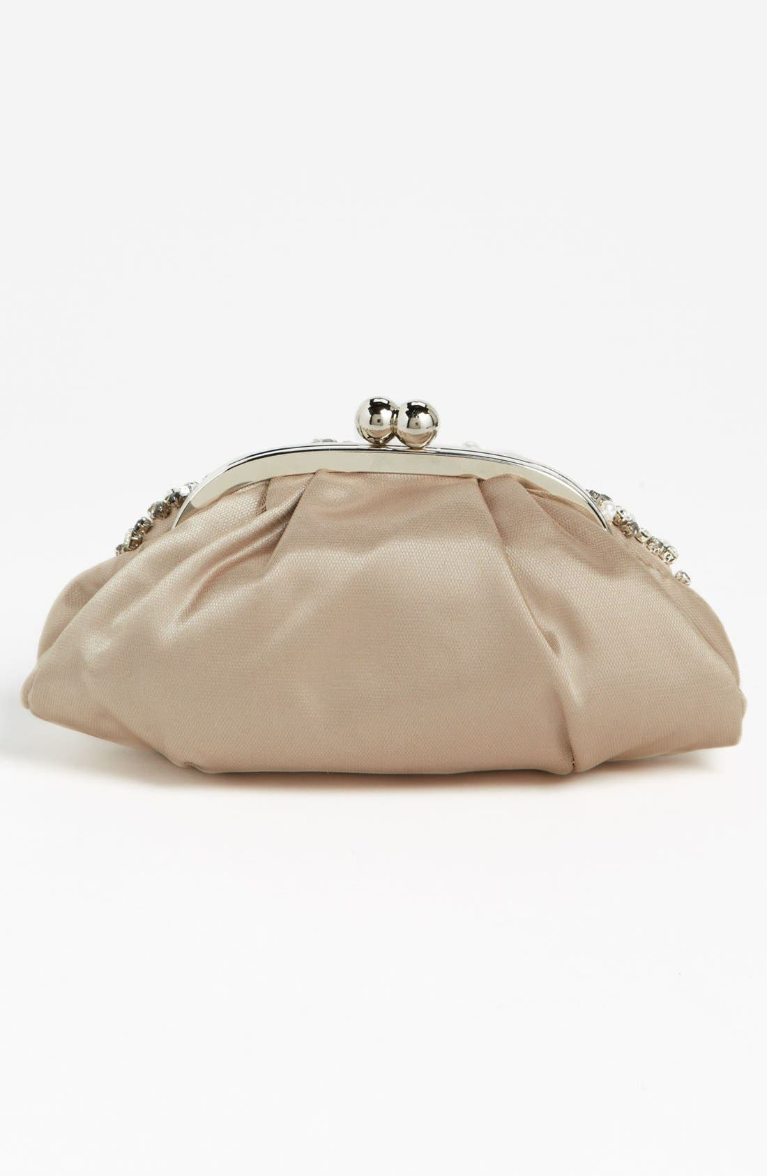 Alternate Image 4  - Menbur 'Vintage Bride' Clutch