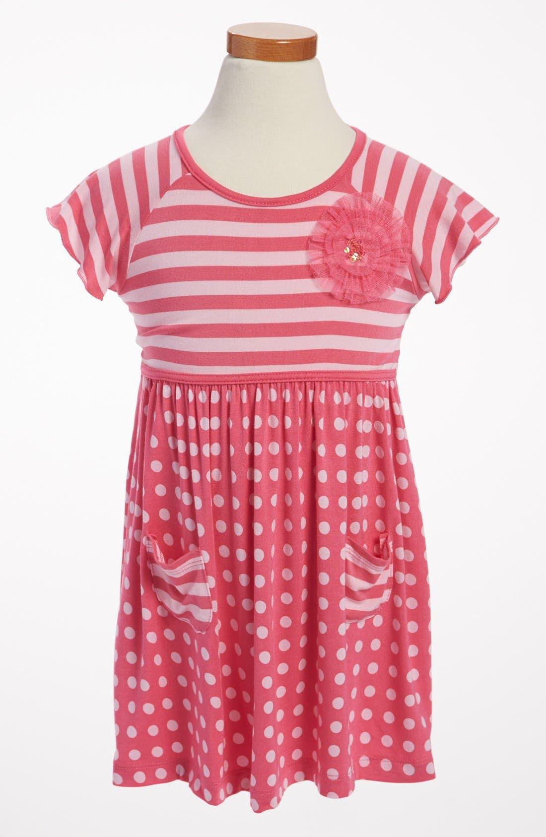 Alternate Image 1 Selected - Design History Dress (Toddler)