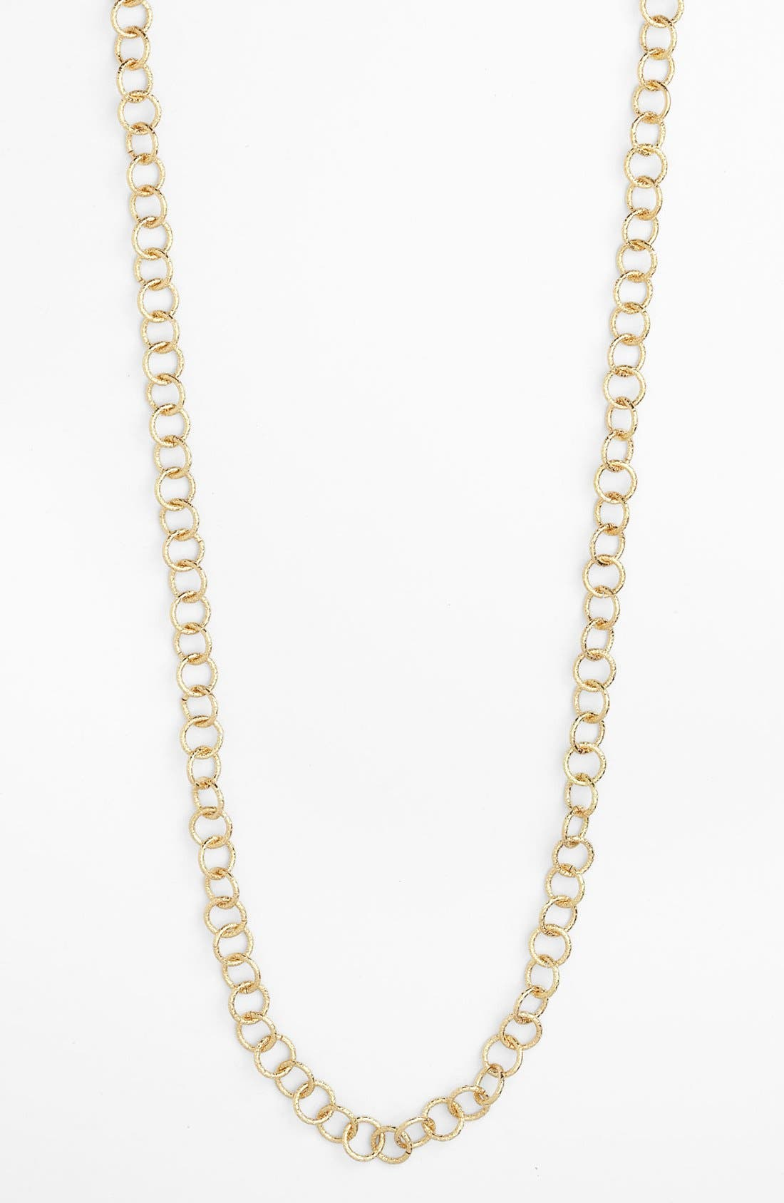 Main Image - Nordstrom Extra Long Link Necklace