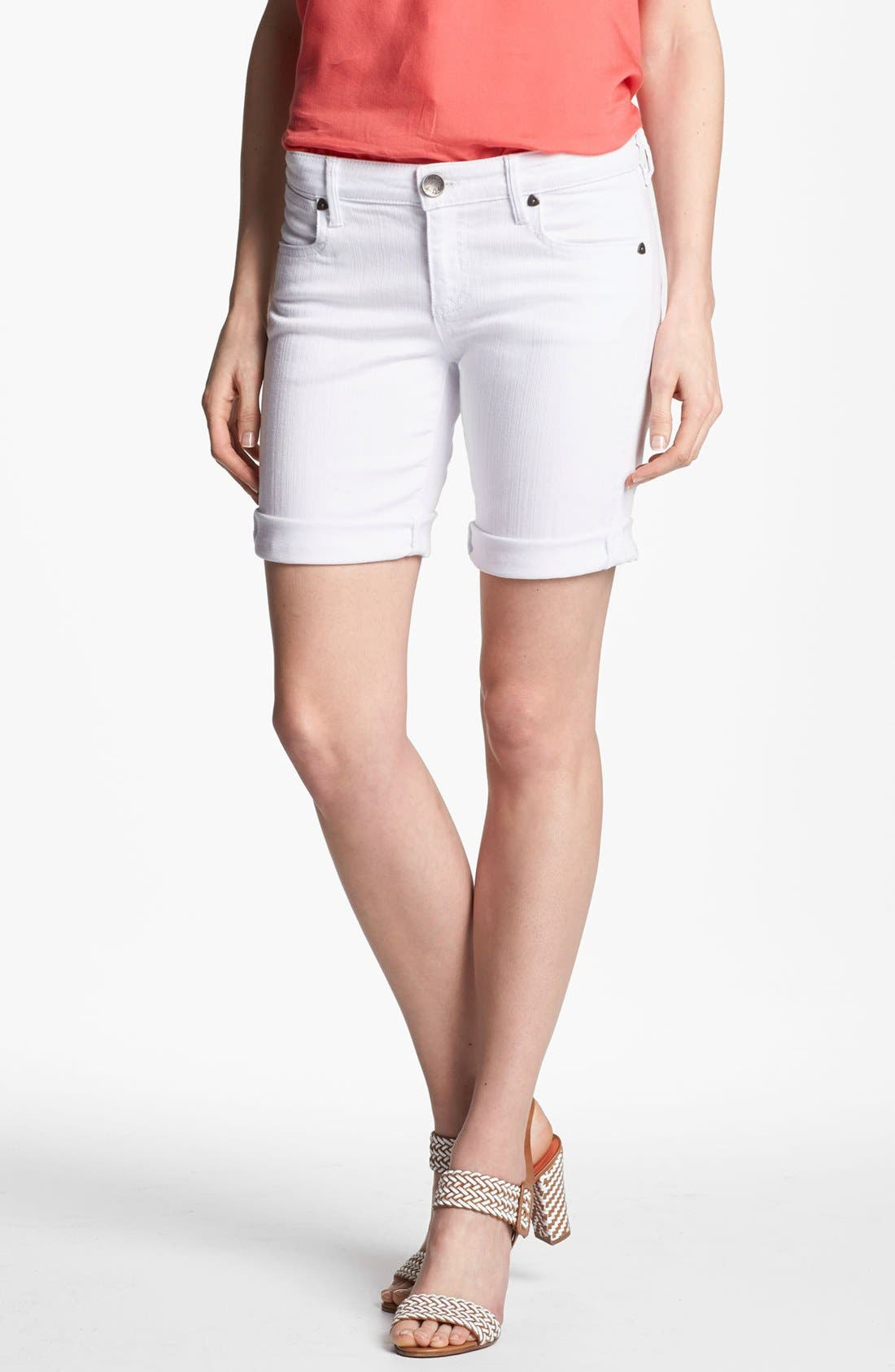Alternate Image 1 Selected - Kut From The Kloth 'Catherine' Shorts