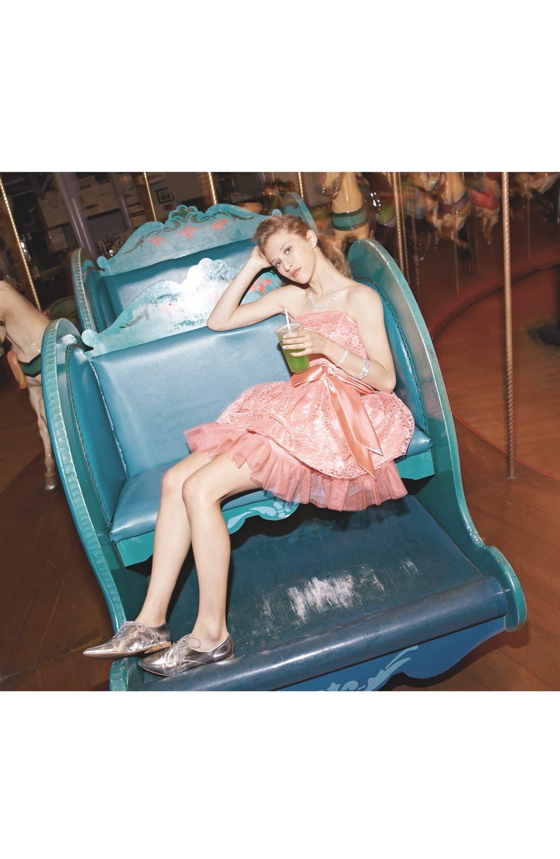 Main Image - Jessica McClintock Dress & Accessories