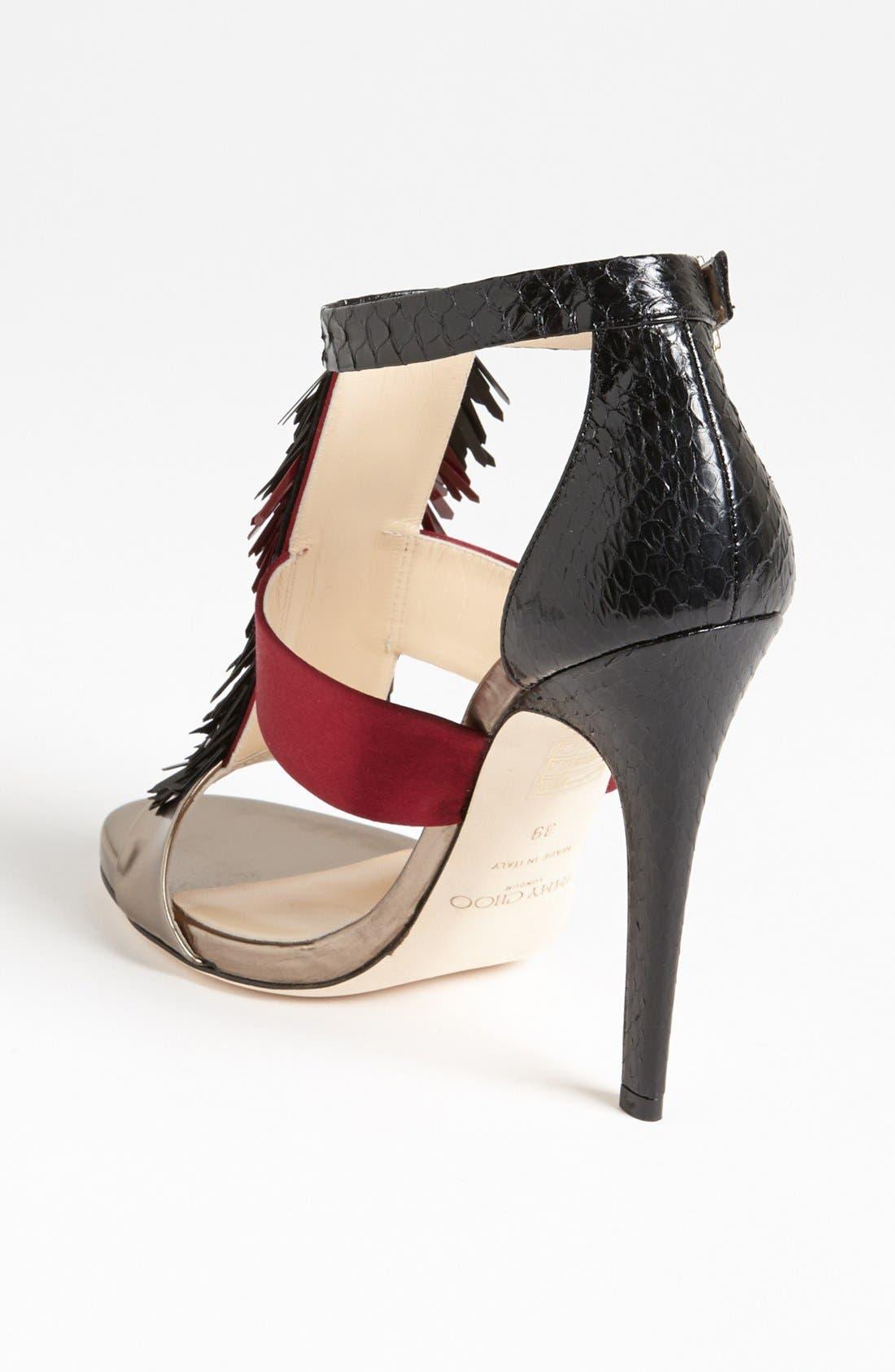 Alternate Image 2  - Jimmy Choo 'Fedora' Sandal