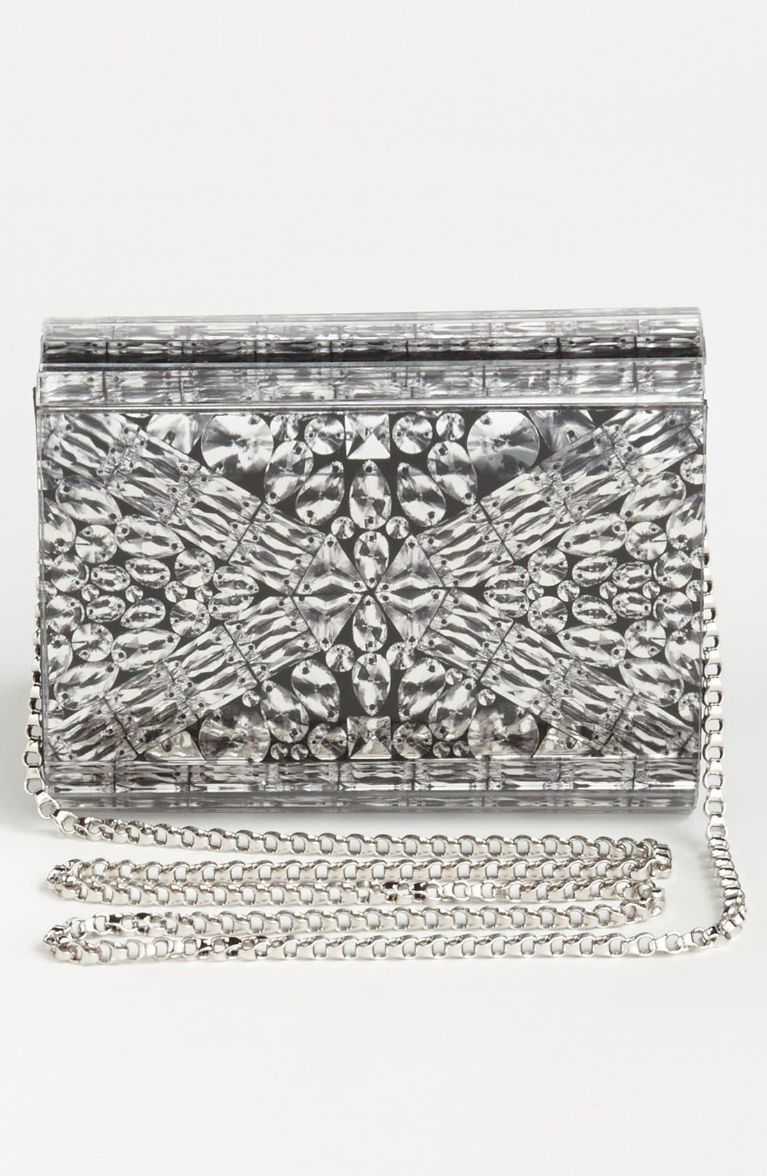 Alternate Image 4  - Jimmy Choo 'Candy' Clutch, Small