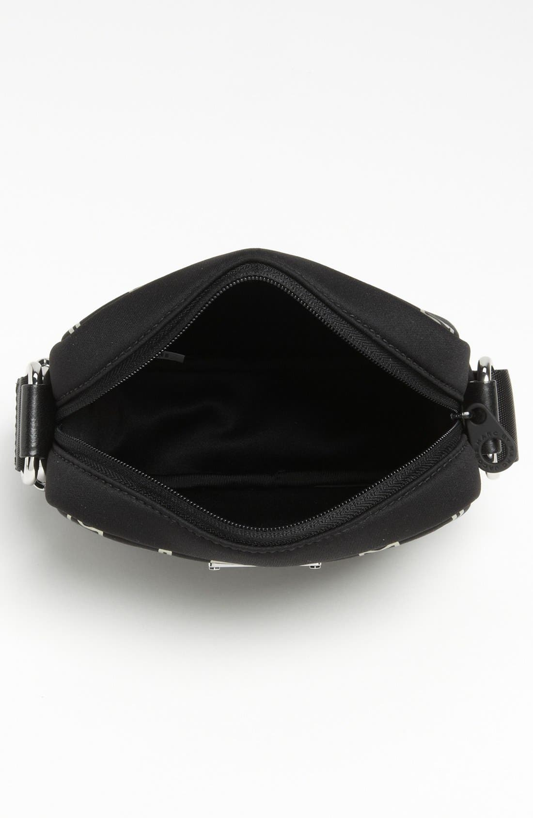 Alternate Image 3  - MARC BY MARC JACOBS 'Dreamy Logo' Neoprene Camera Bag