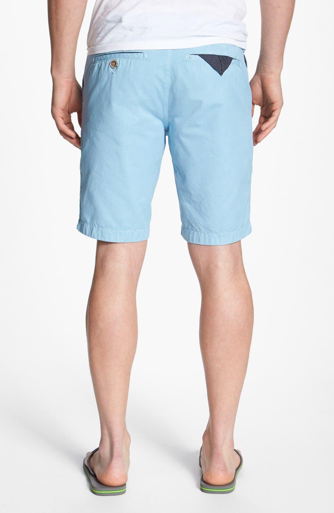 Alternate Image 2  - Ted Baker London 'Lokhart' Chino Shorts